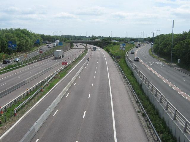 M20 in Kent remains closed after body found on busy motorway as