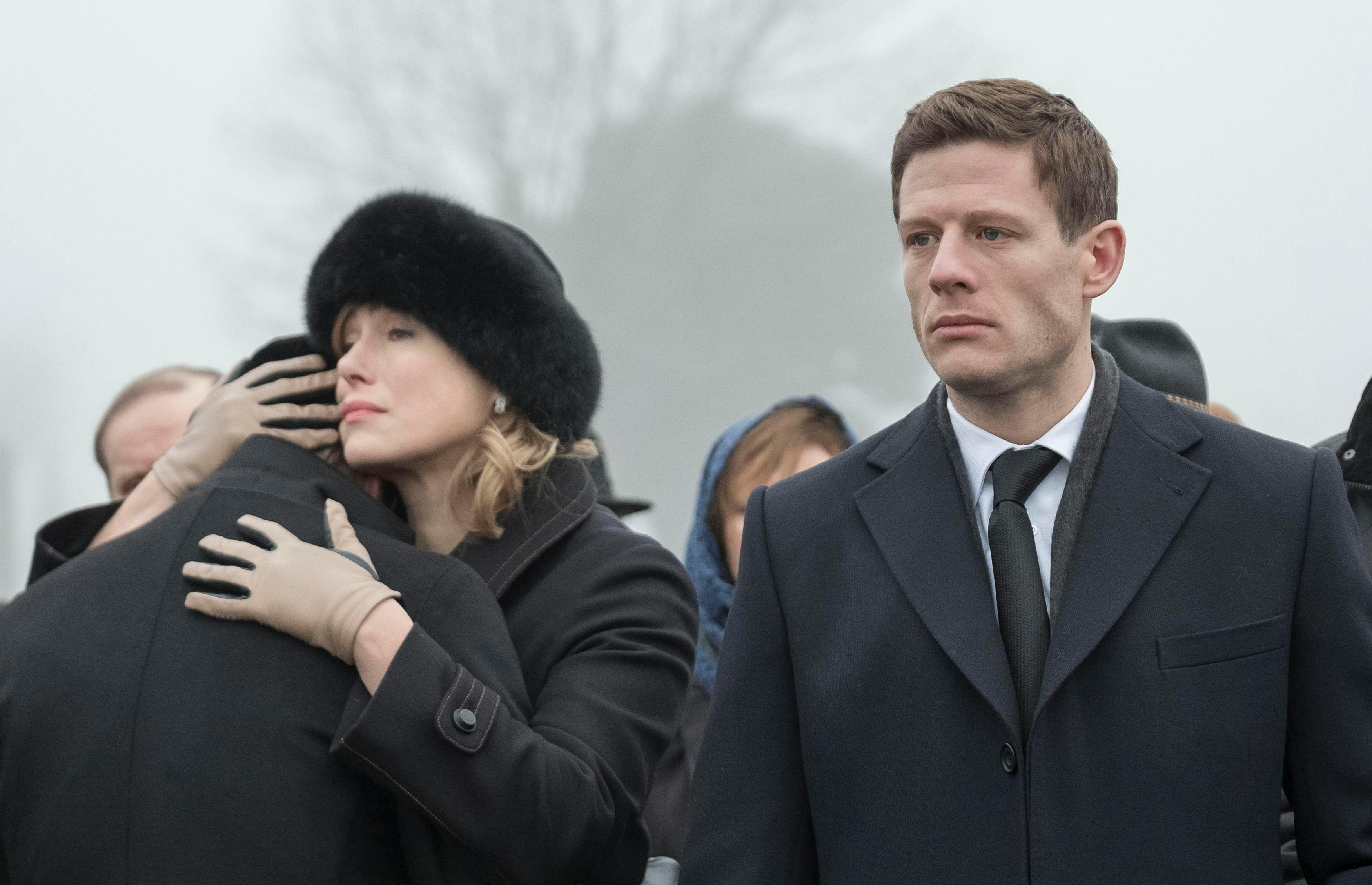 When is McMafia on BBC One tonight, who's in the cast with James Norton and Juliet Rylance and what's it about?