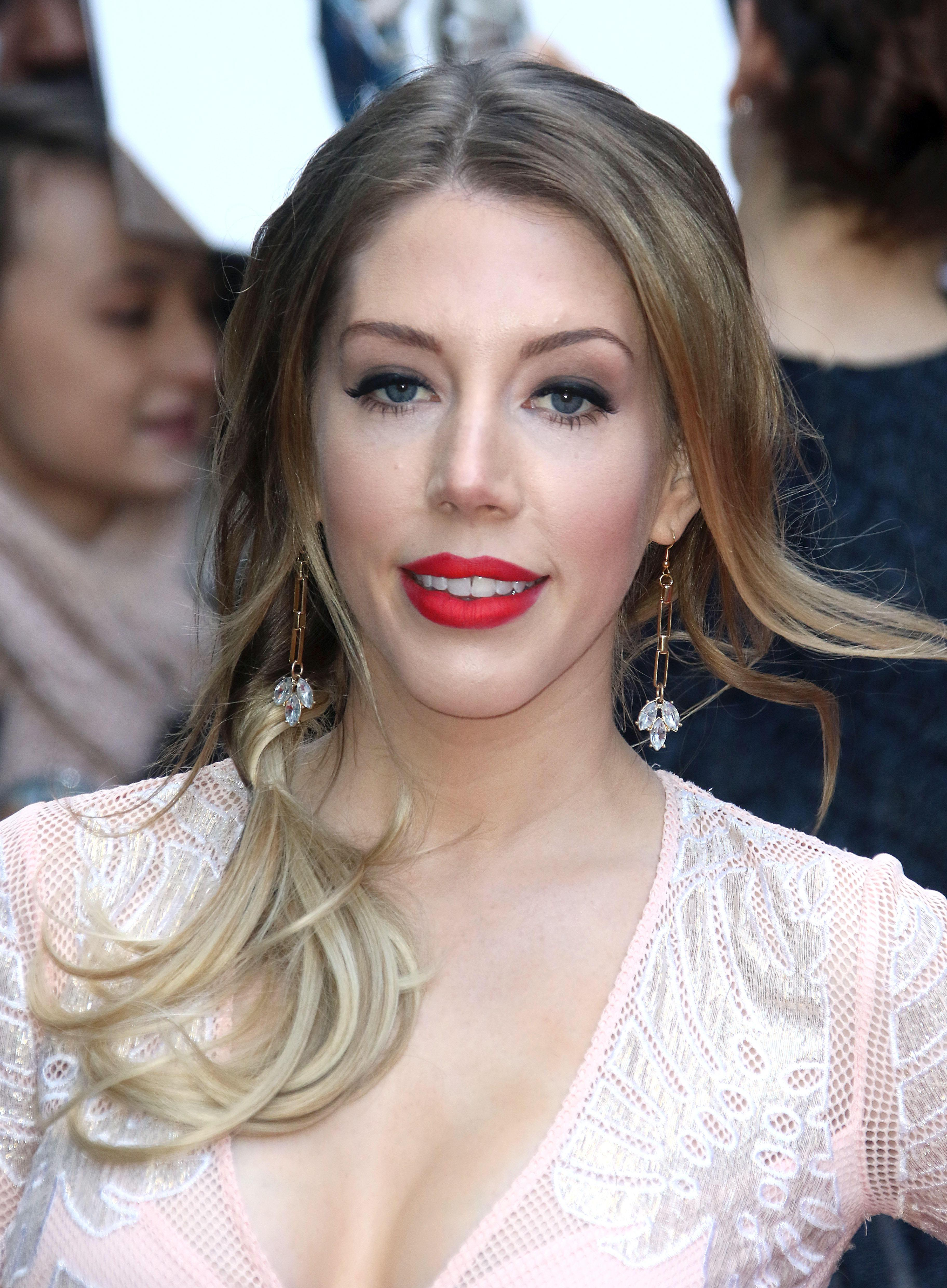 Who is Katherine Ryan? Comedian, host of Your Face or Mine and How'd You Get So Rich?