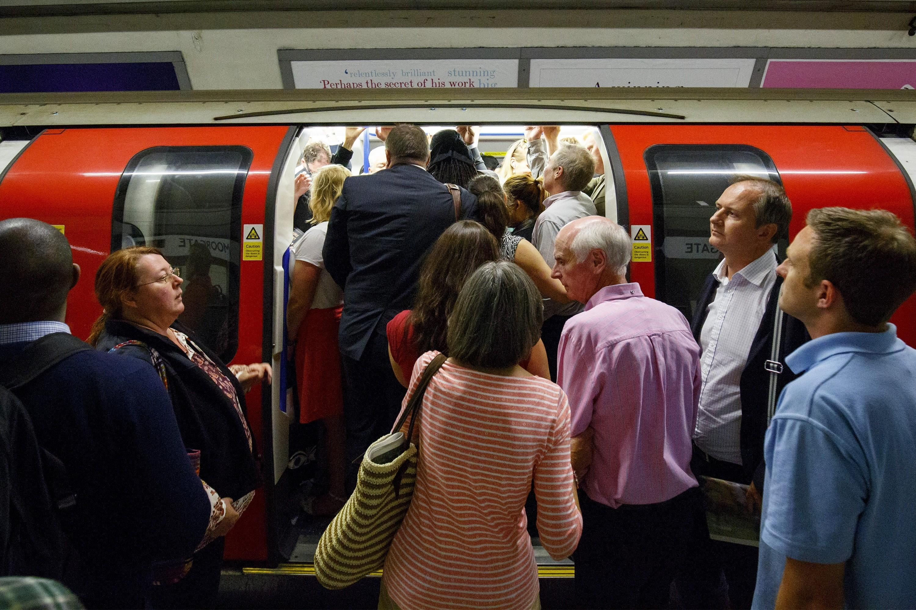 Commuters set to face fare hikes and get stuck with ageing Tube trains in effort to plug £1BILLION TfL cash black hole