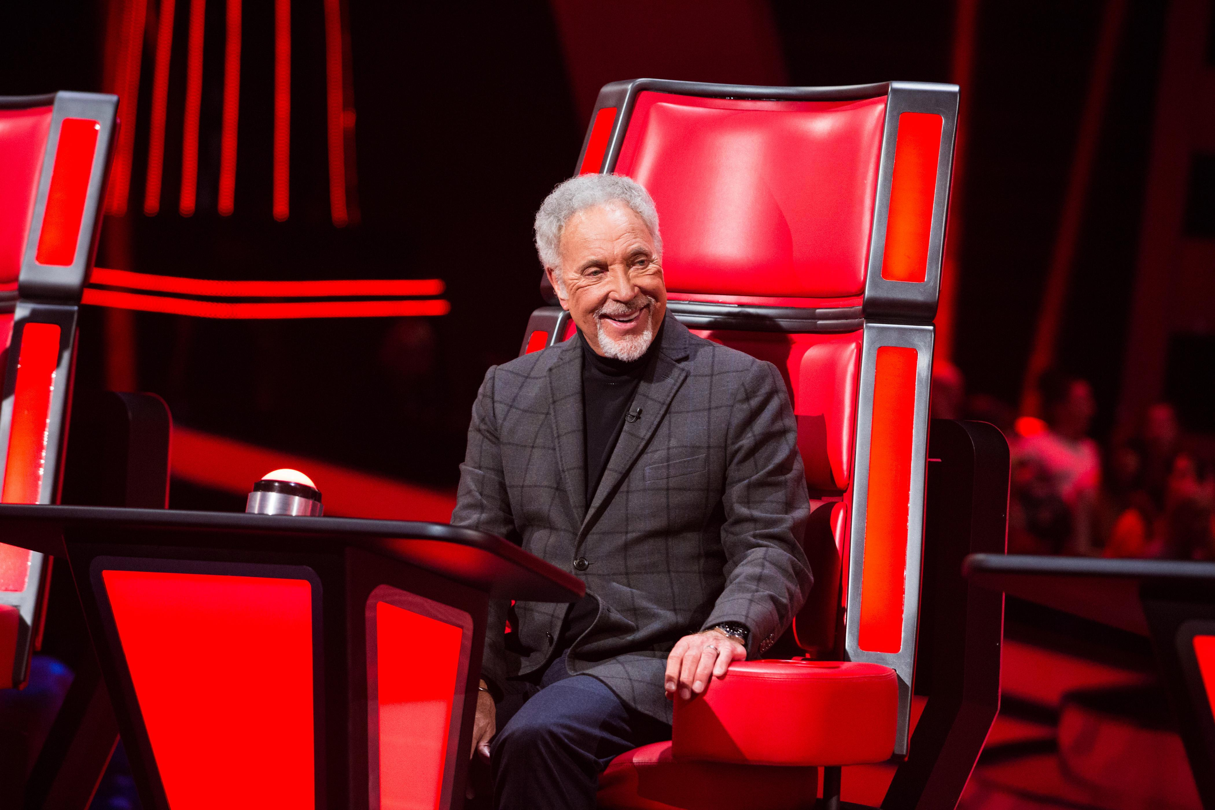 The Voice 2018 judge Tom Jones – 5 fast facts about the Welsh icon