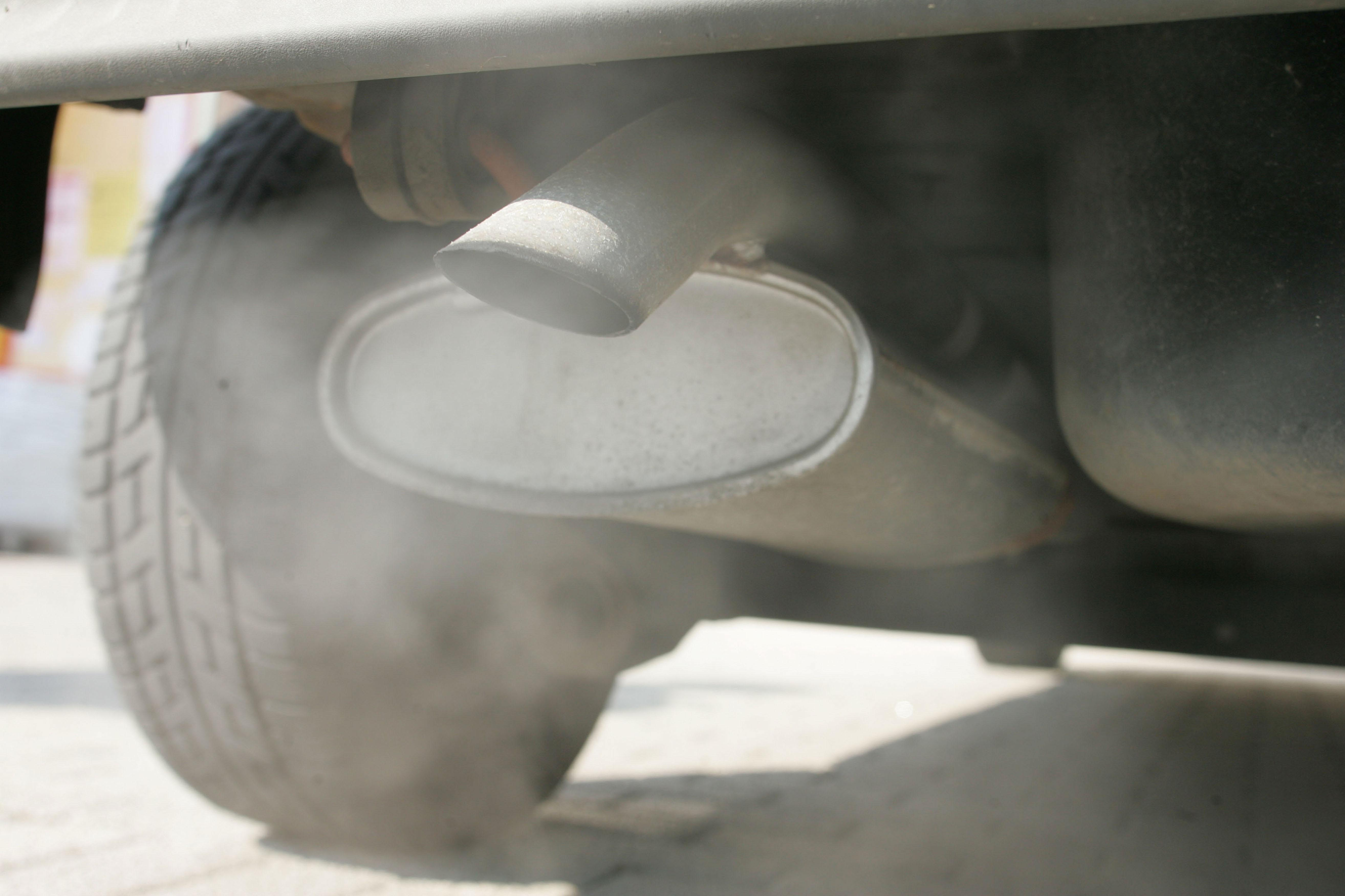 Car giants who cheat emissions tests face unlimited fines under tough new laws