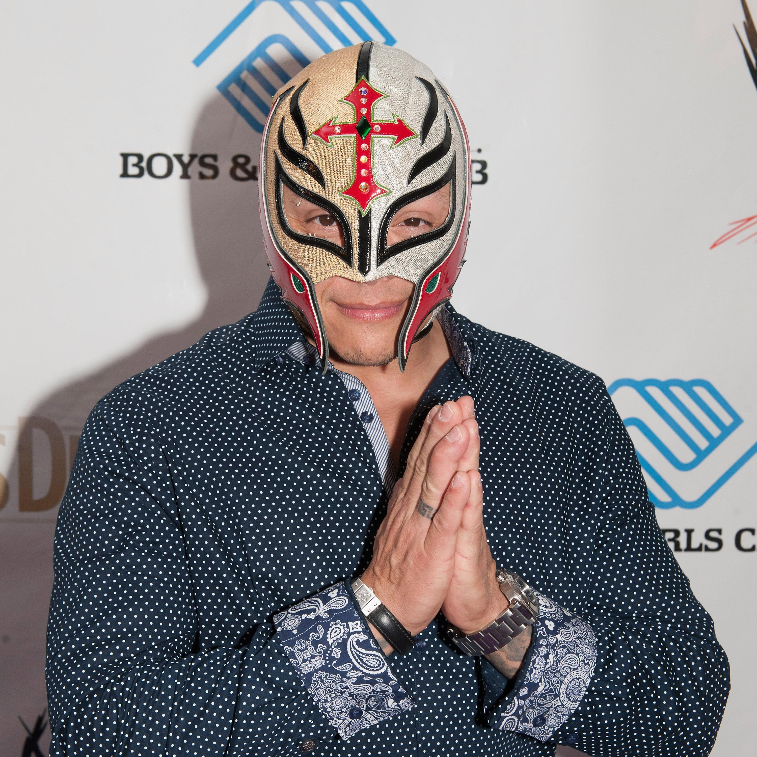 Rey Mysterio reveals he will likely re-sign with WWE following shock Royal Rumble appearance