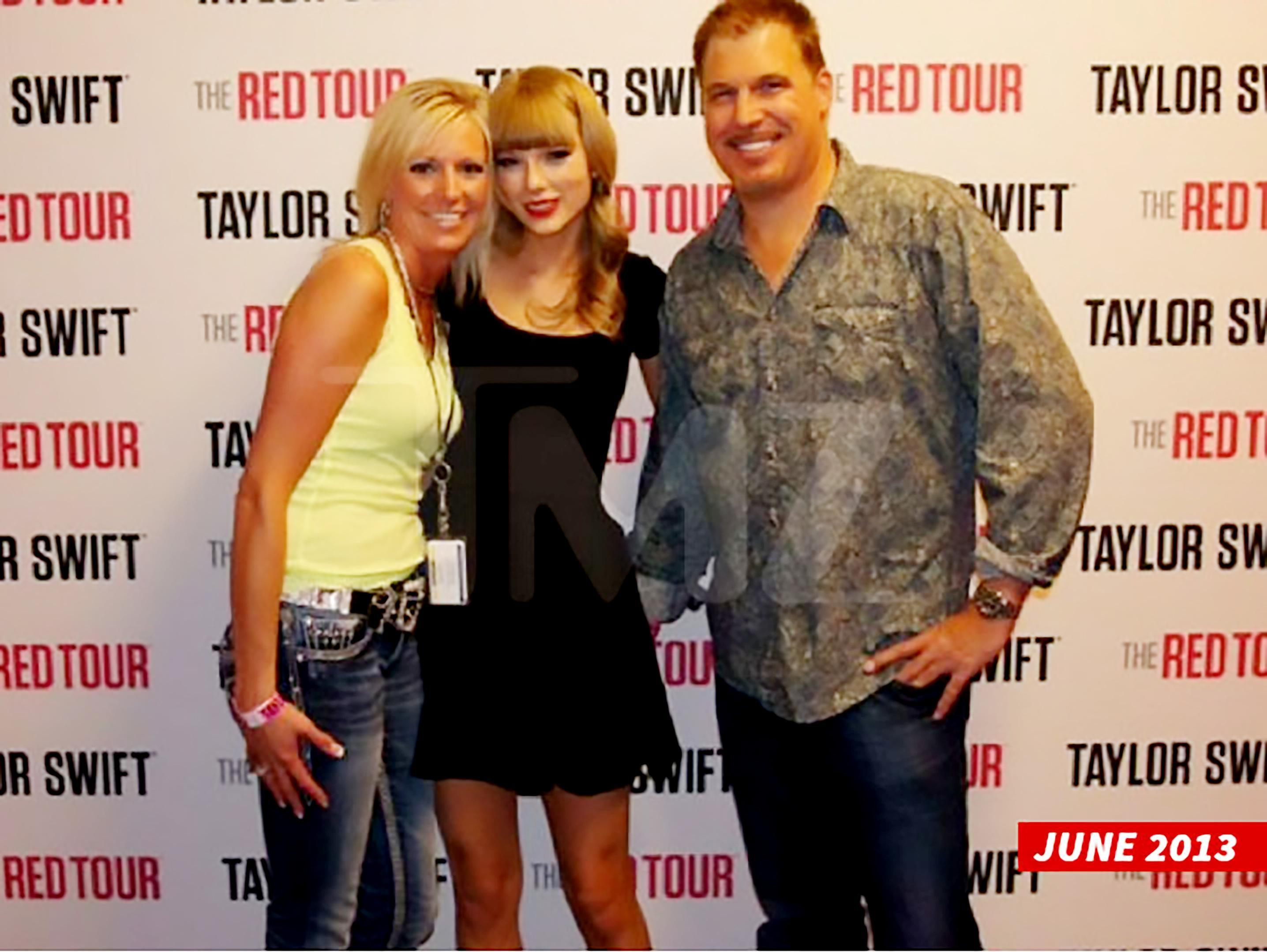 Here's the Taylor Swift grope picture of David Mueller and what happened in the court case