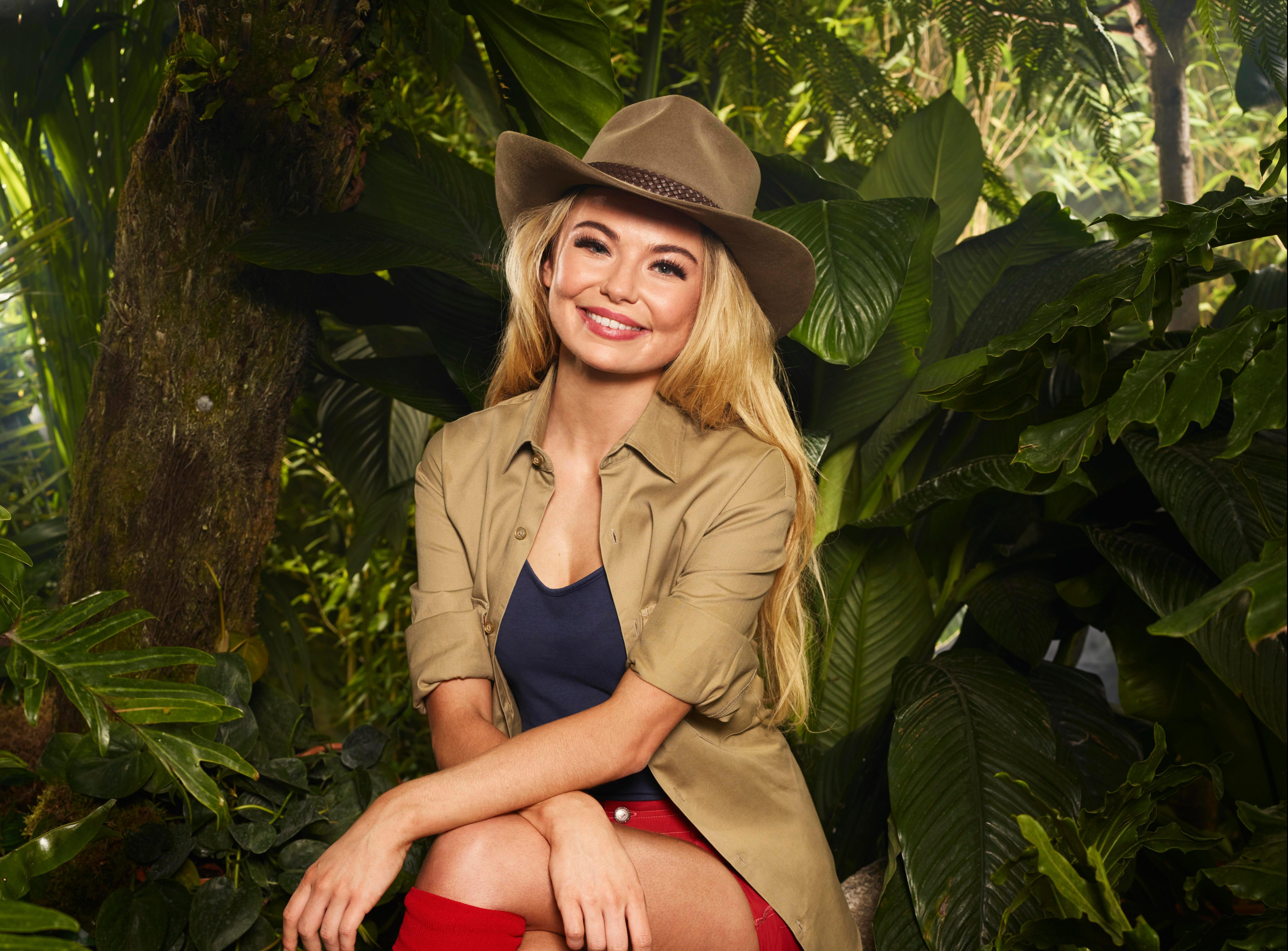 Who is Georgia 'Toff' Toffolo and how old is the I'm A Celebrity 2017 winner?