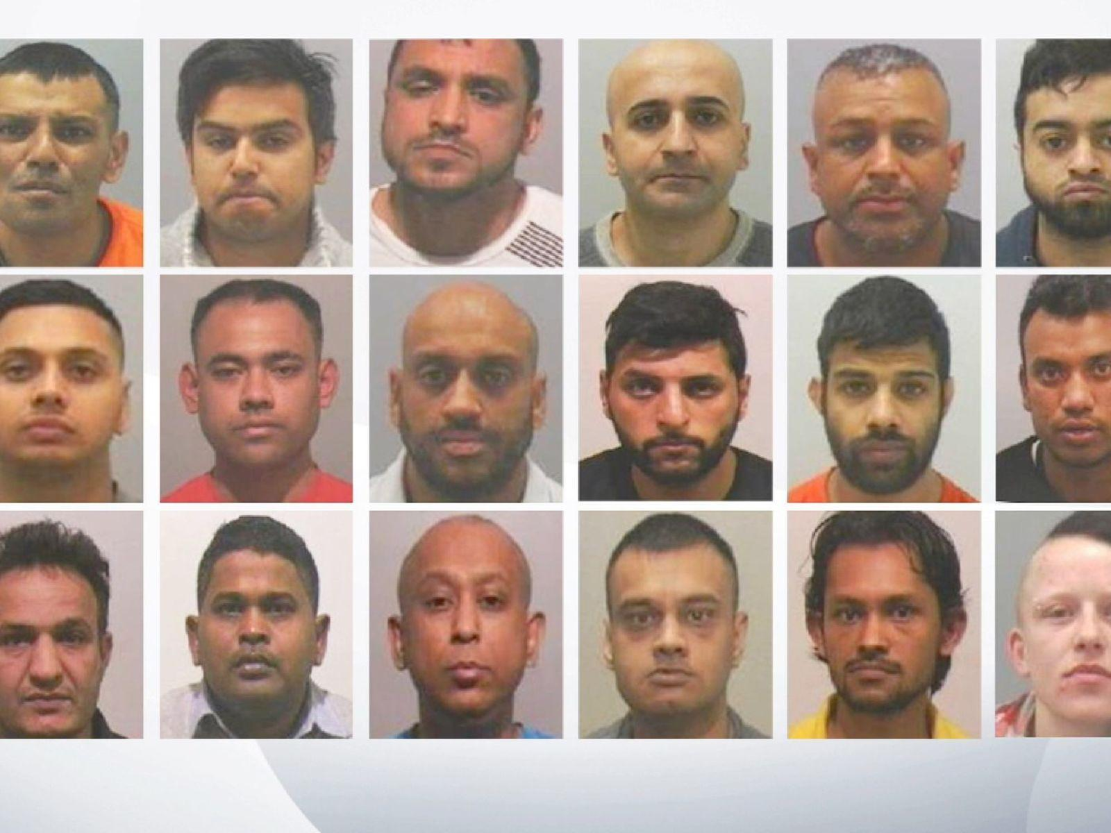 Hundreds of girls and vulnerable women abused 'extensively' by Asian grooming gangs