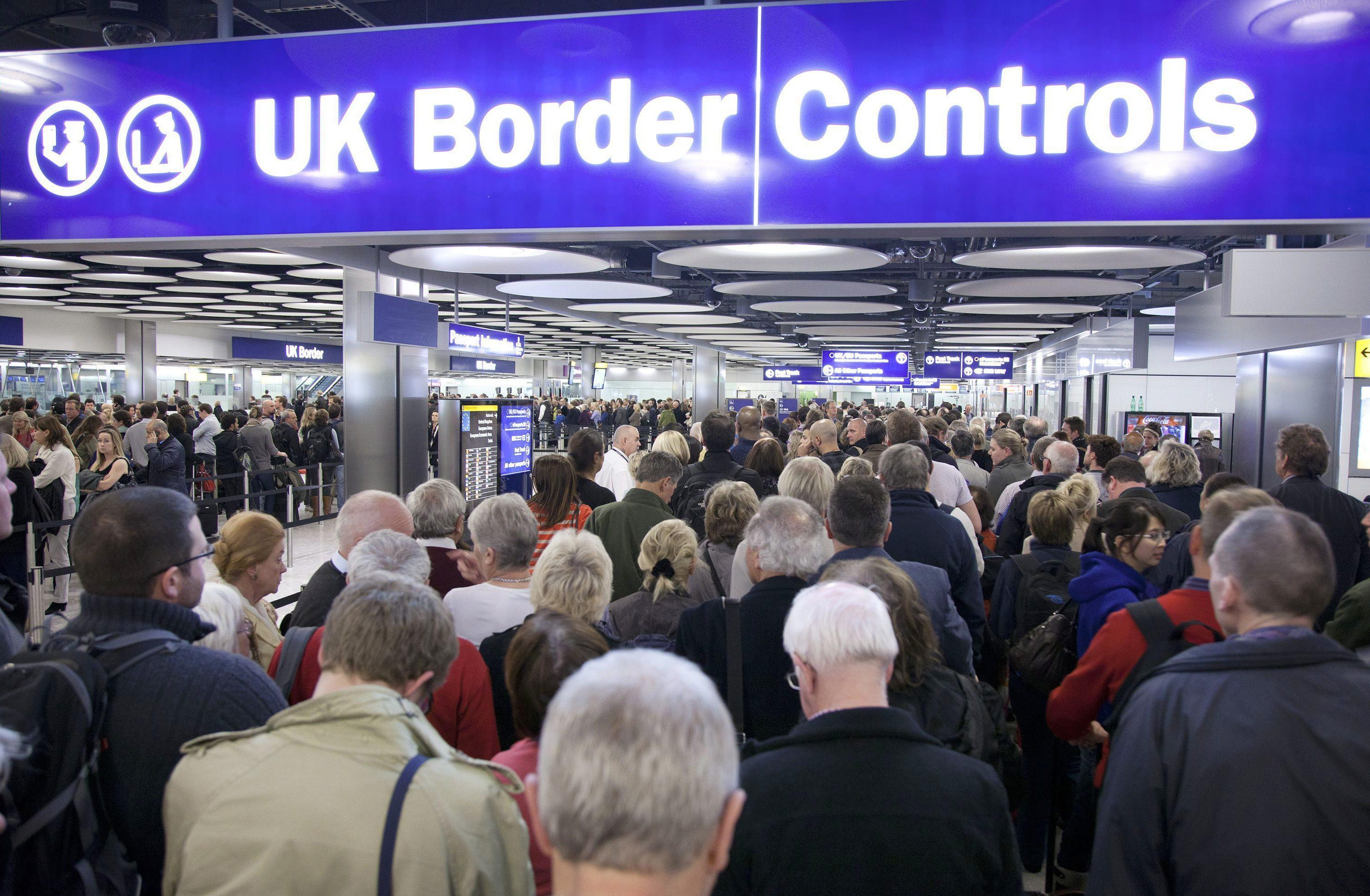 The UK needs to limit immigration to levels that bolster the economy but don't overburden public services