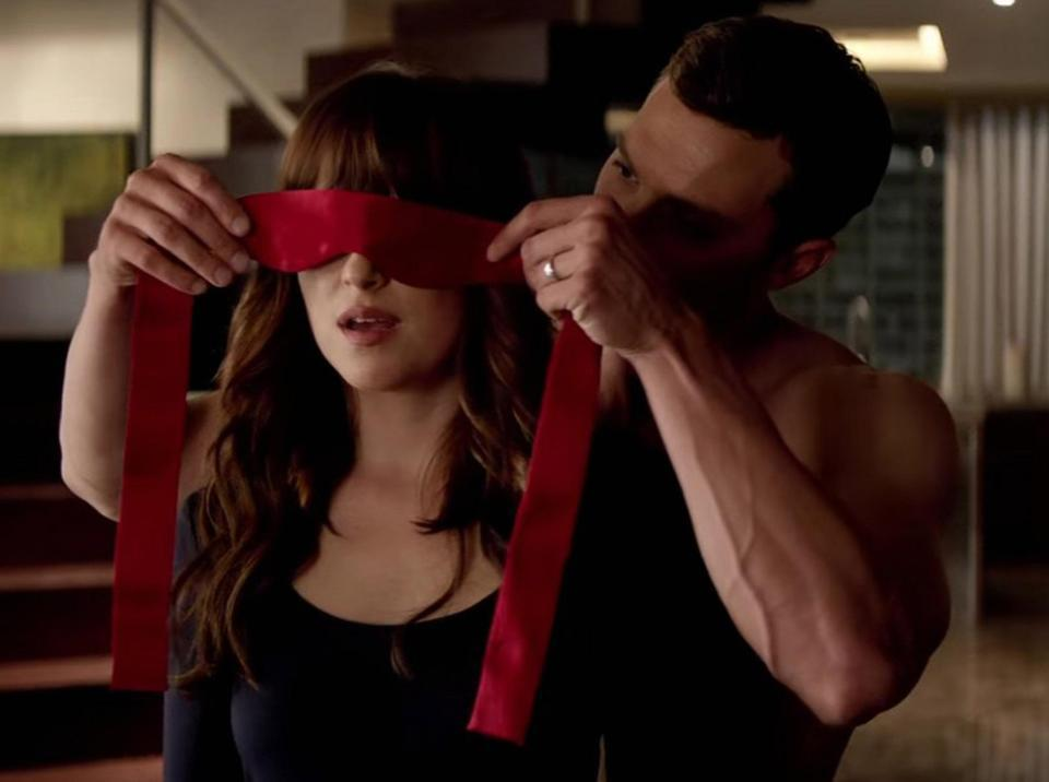 Fifty Shades Freed blasted by film critics as movie bosses attempted to halt bad reviews