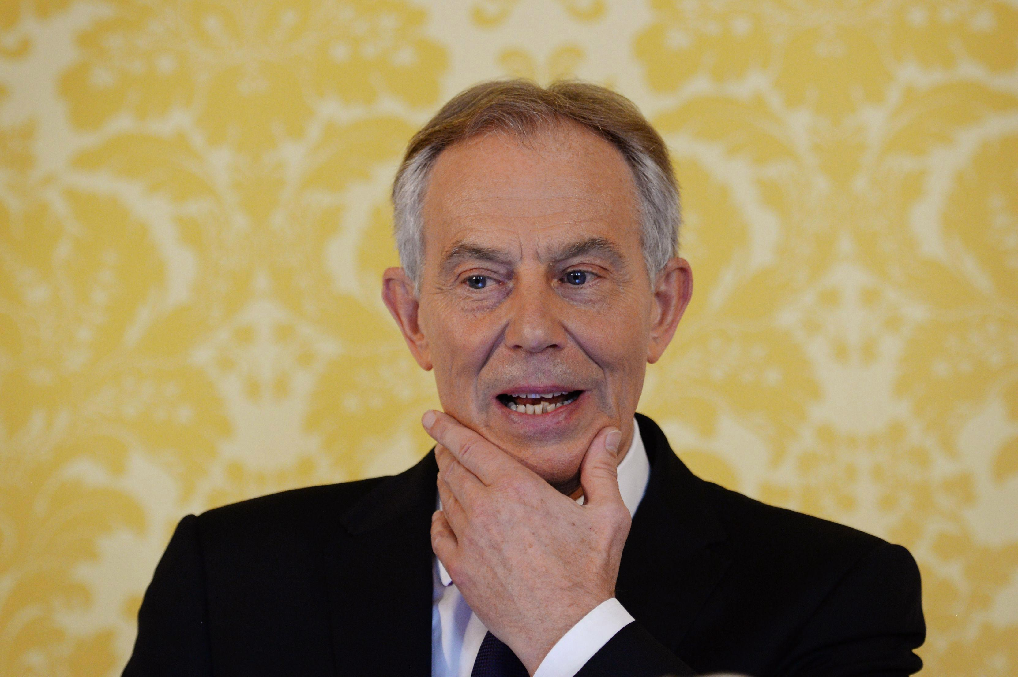 Donald Trump author labels Tony Blair a 'complete liar', was 'sucking up' to the US and even hints the President could be having an affair