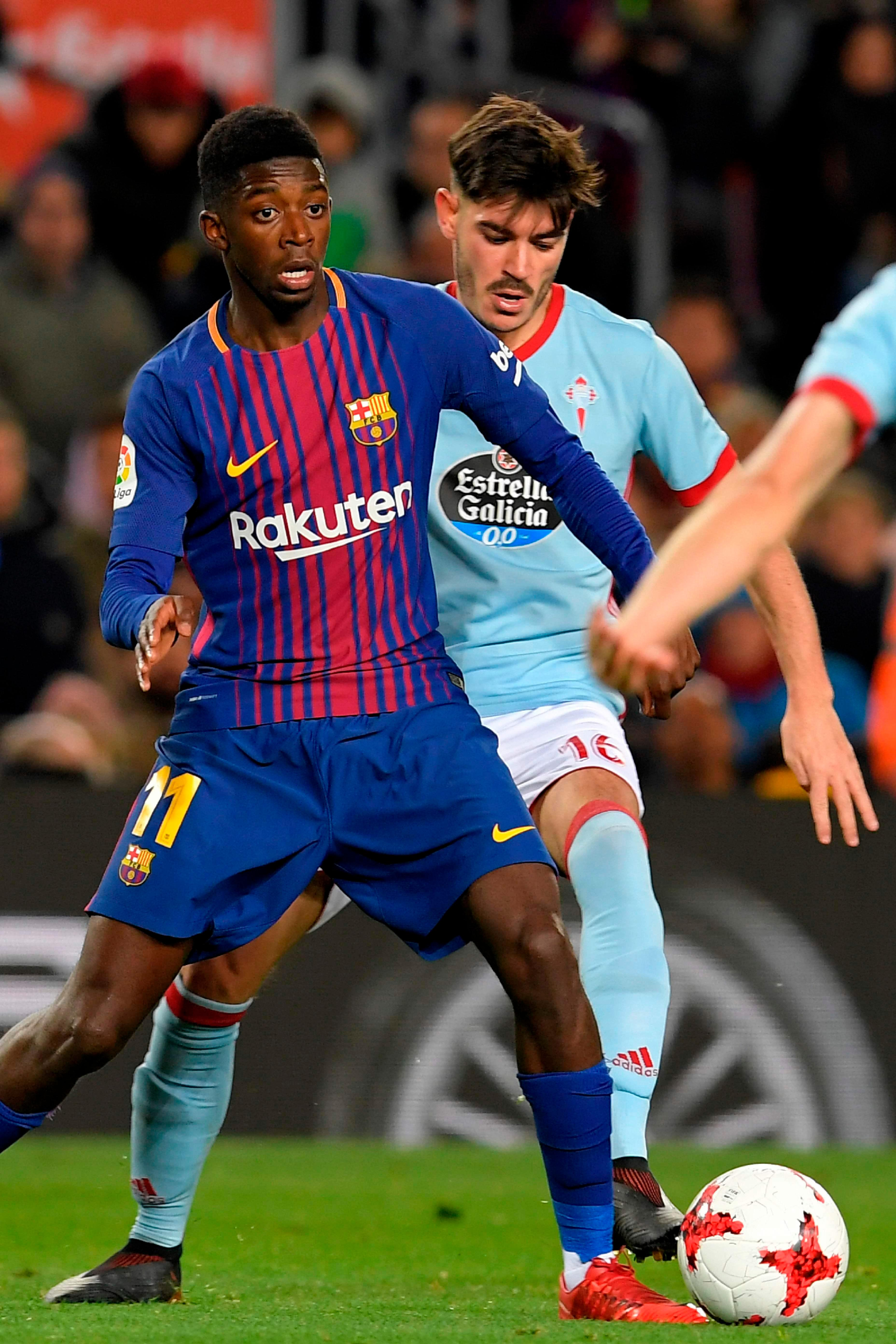 Ousmane Dembele back in Barcelona squad for Getafe clash — in last meeting tore hamstring and spent four months out