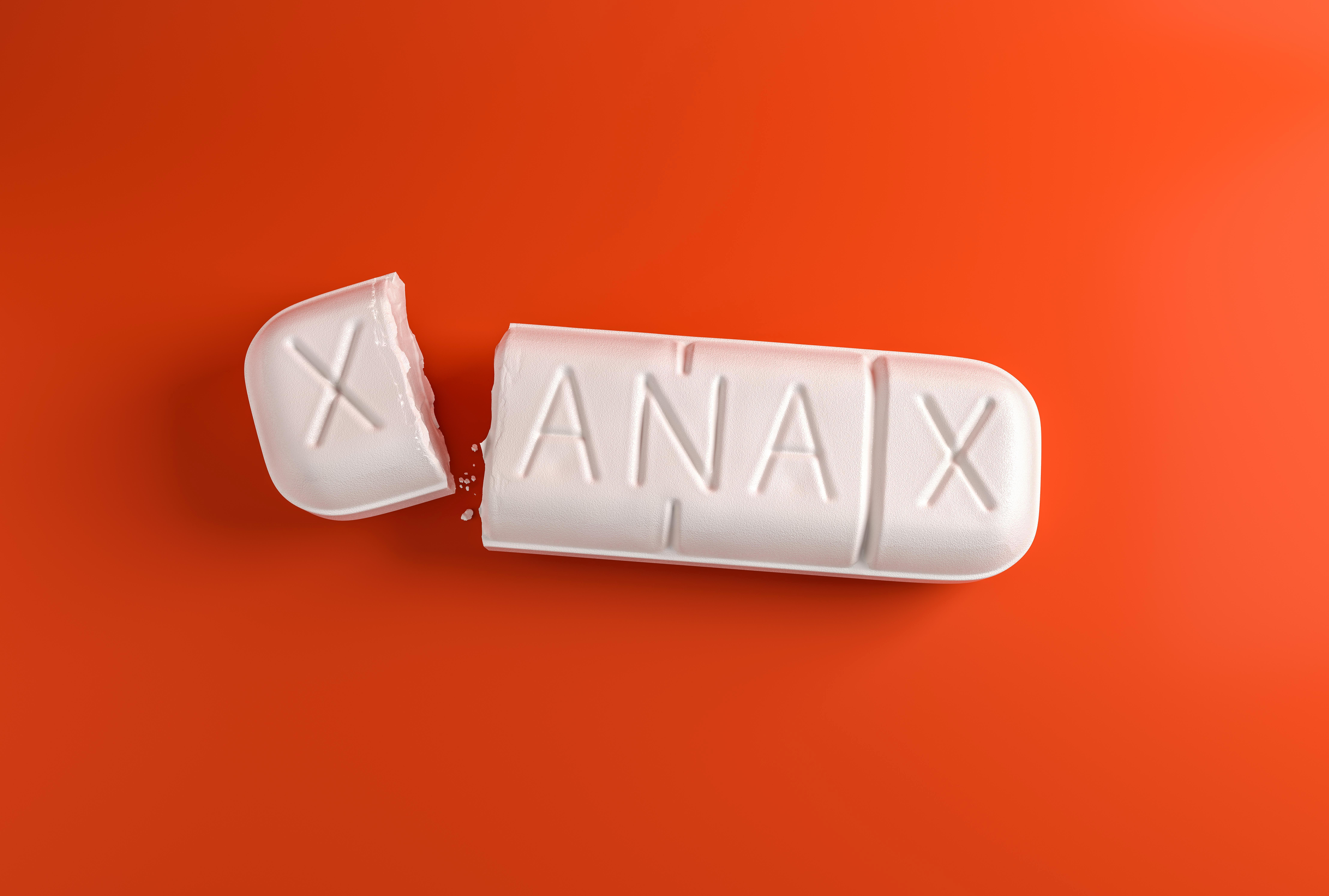 Teenage Xanax crisis as Britain becomes second largest black market for prescription drug