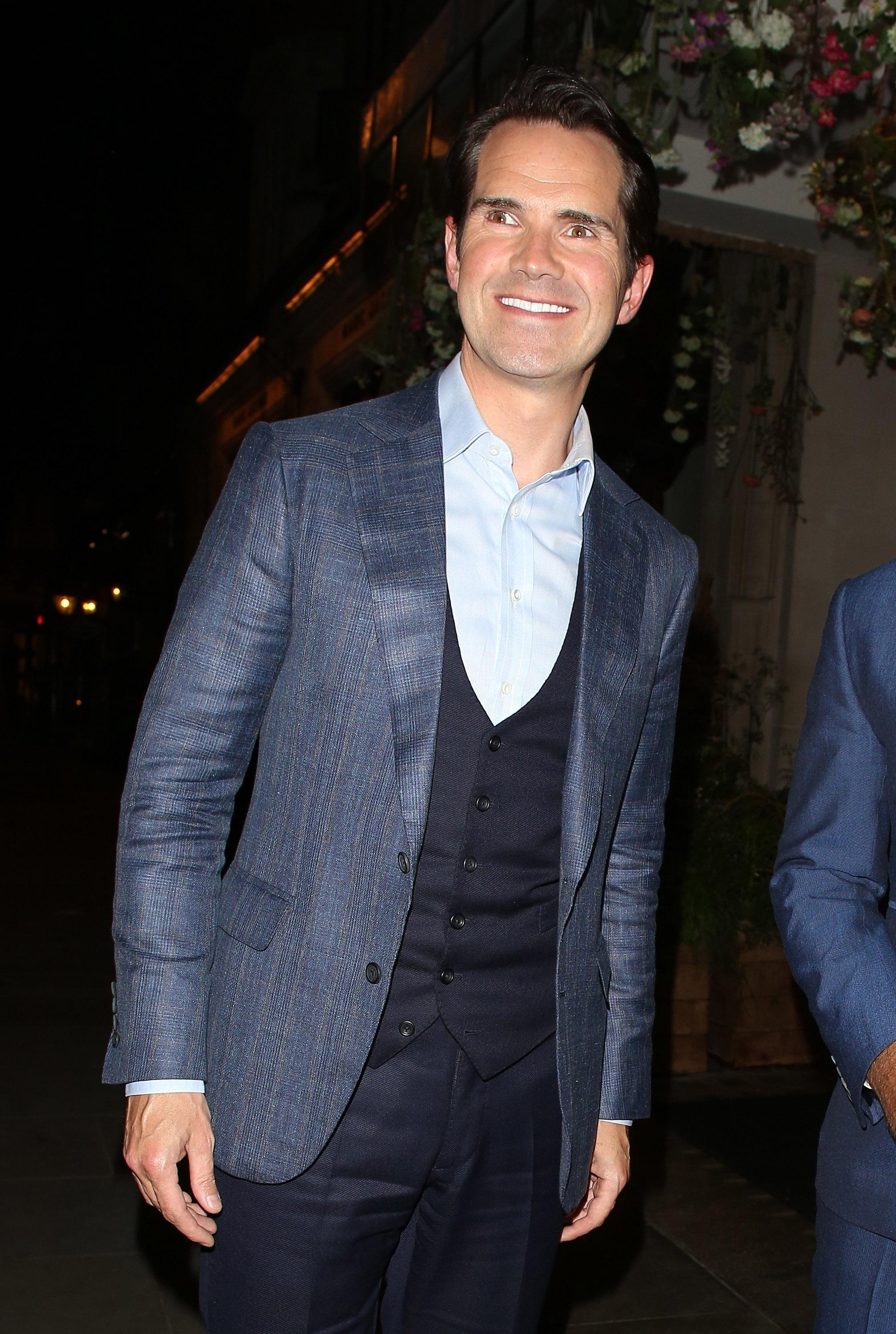 What is Jimmy Carr's net worth, is the comedian married and is he on tour in the UK in 2018?