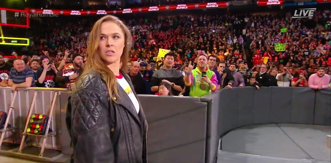 Ronda Rousey to sign WWE contract at Elimination Chamber and join Monday Night RAW brand