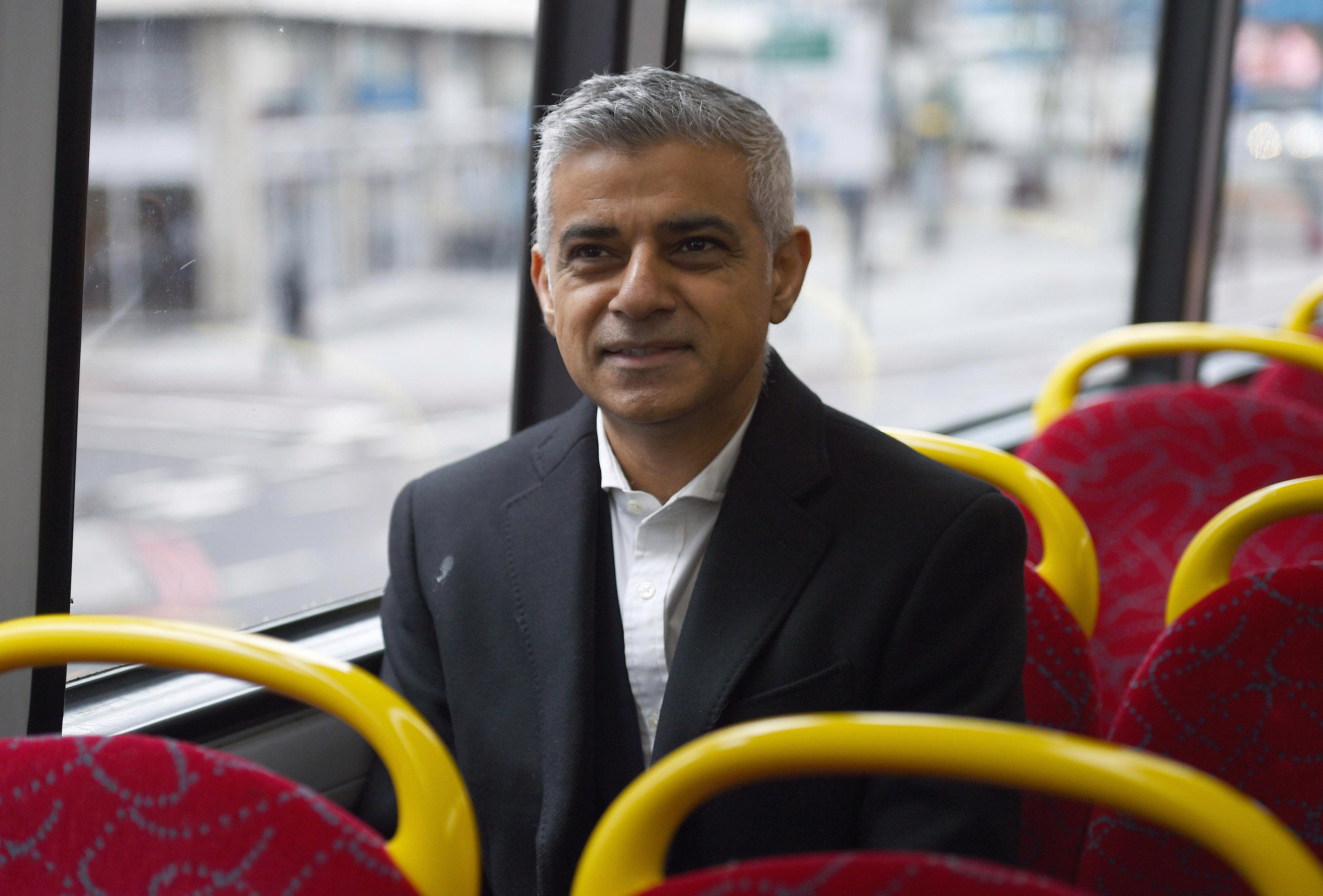 Sadiq Khan slams Corbyn for failing to tackle anti-semitism in Labour – and says he wishes Trump would leave him alone on Twitter