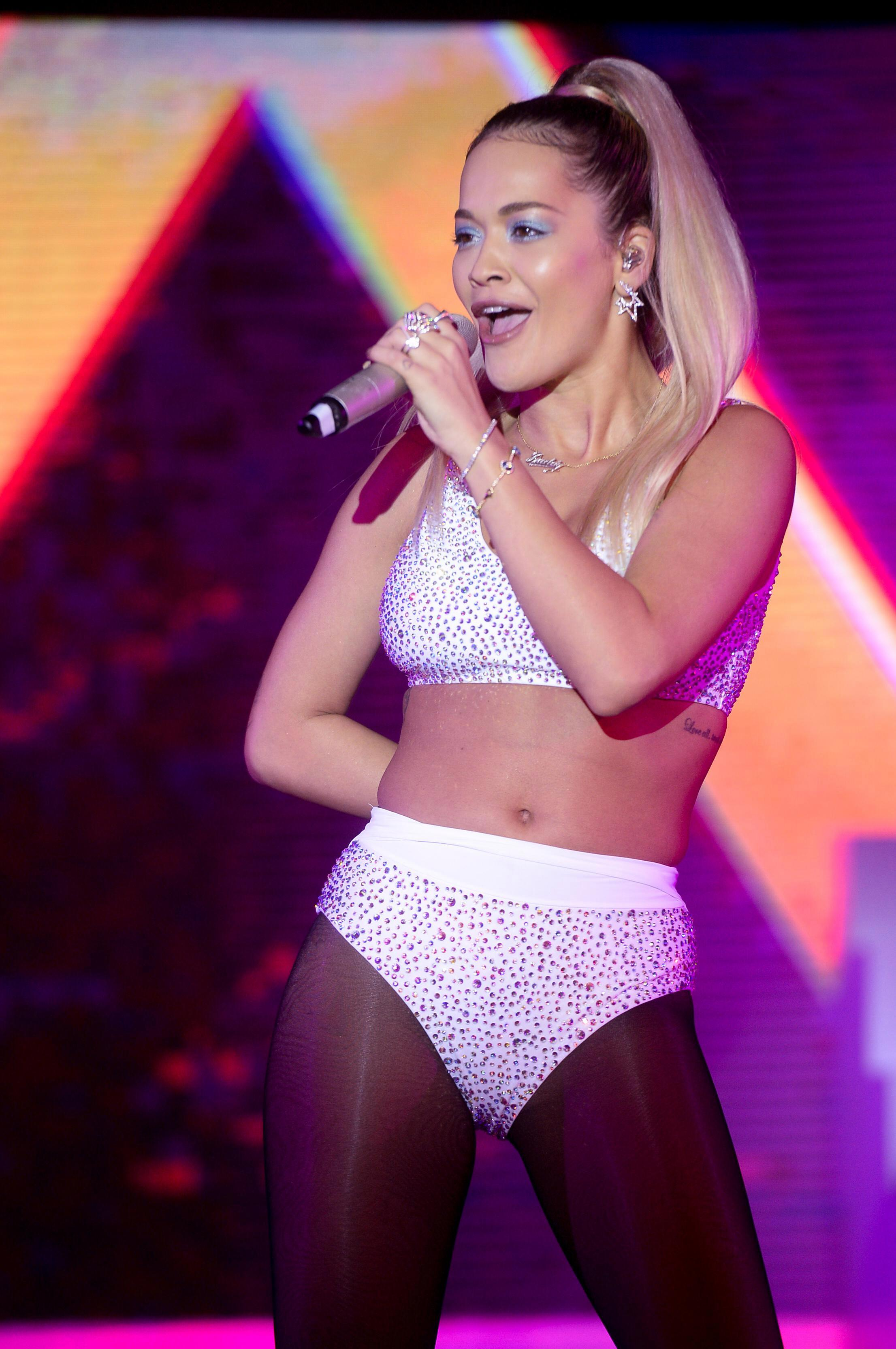 Rita Ora coined it to the tune of £27,000 a week in a year that did not even see her release a single