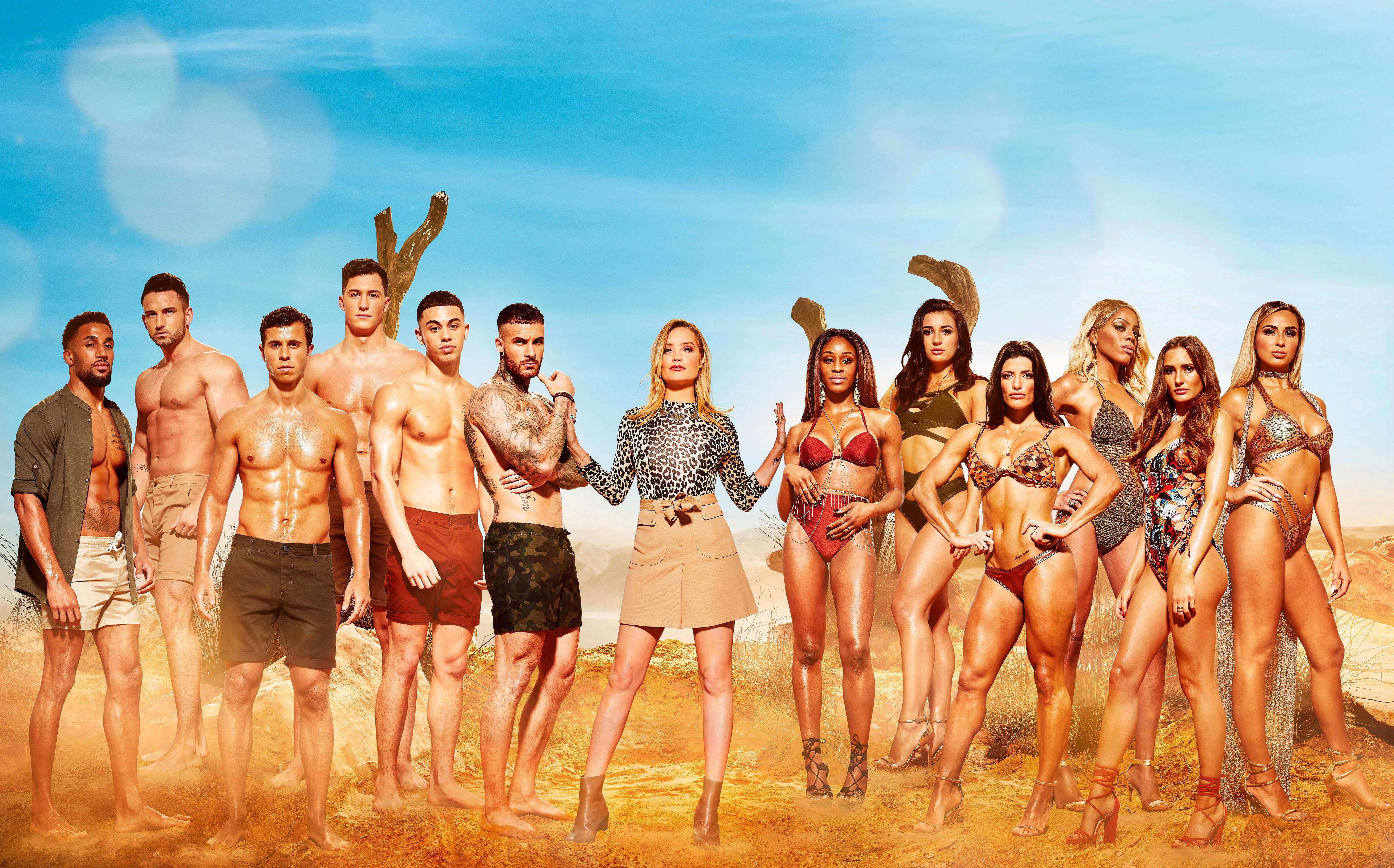 When is Survival Of The Fittest on ITV2 tonight, who is in the line-up and who's the host Laura Whitmore?
