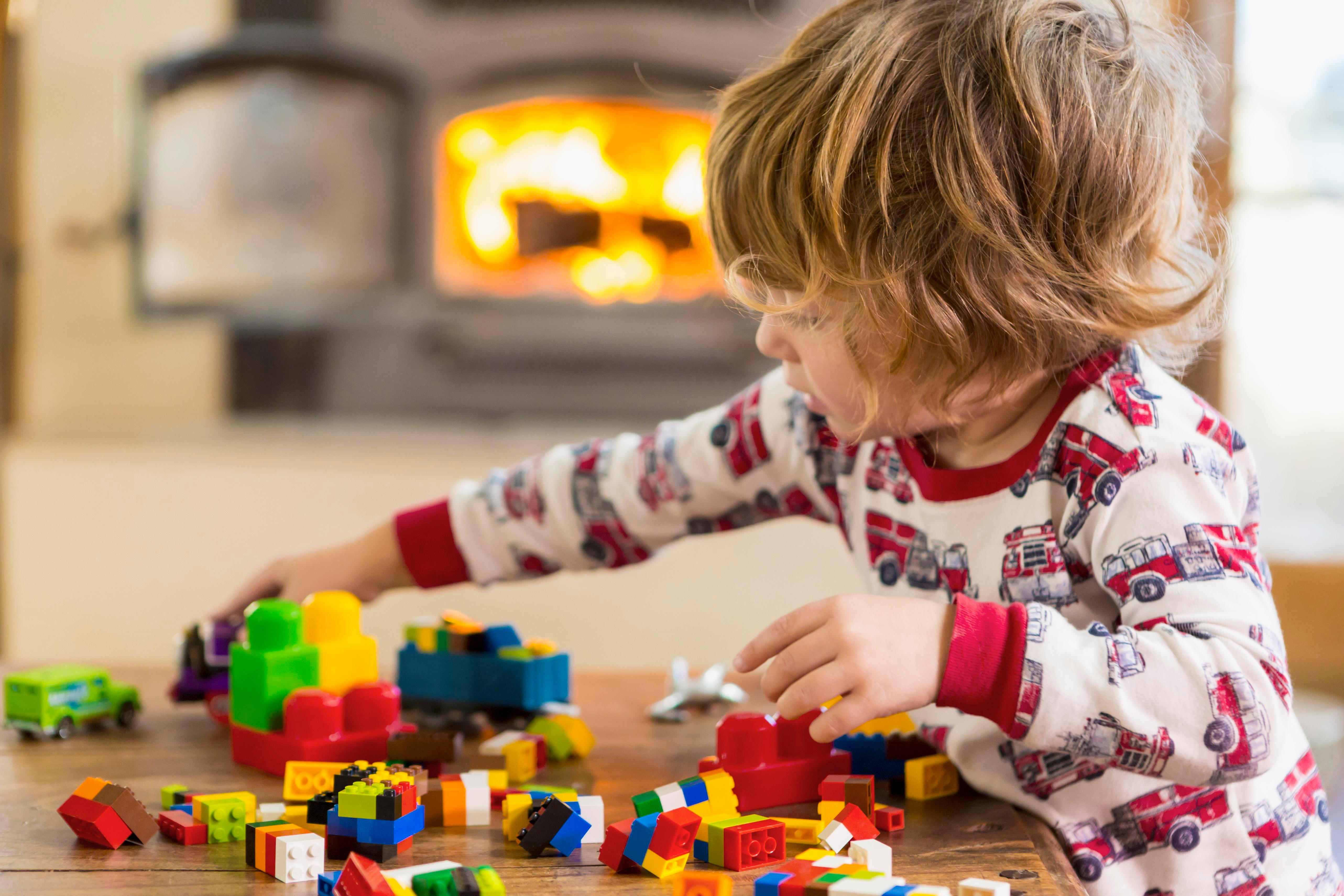 Kids who play with Lego and video games 'develop a better spatial awareness later in life'