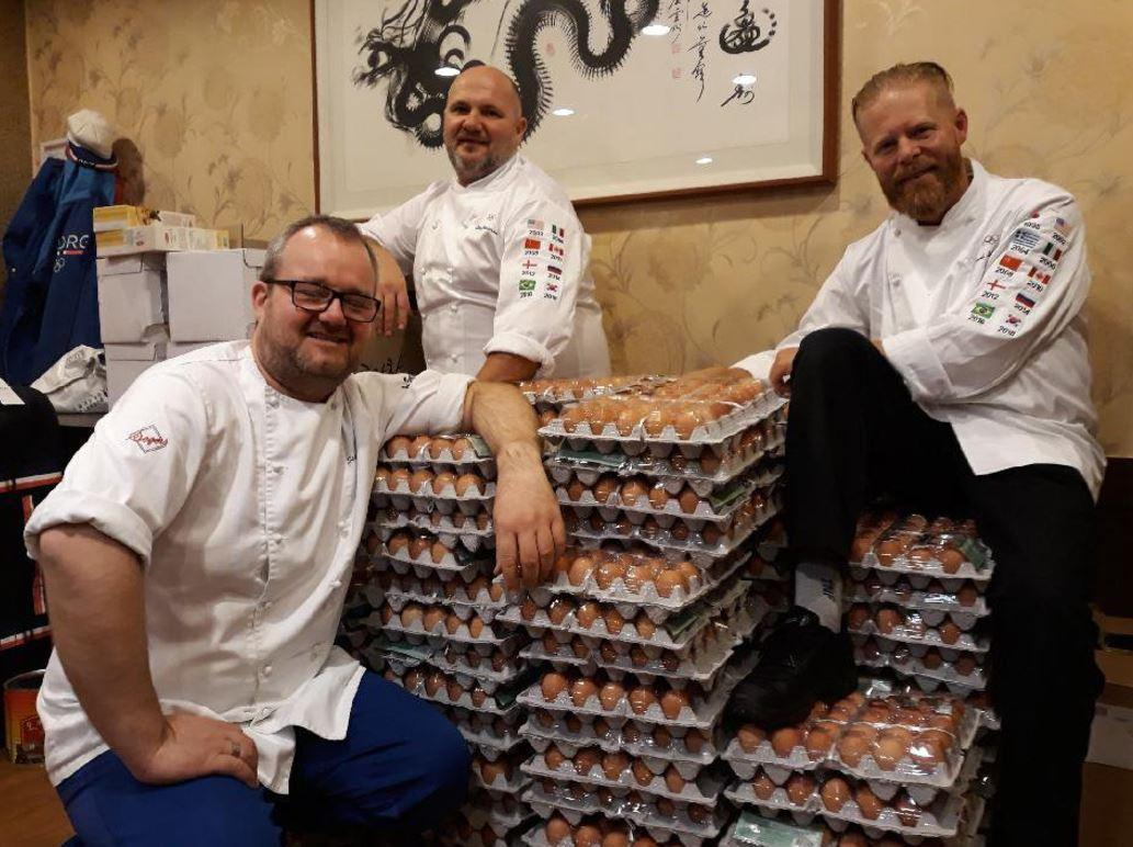 Winter Olympics 2018: Norway team orders 15,000 eggs by mistake ahead of Pyeongchang games