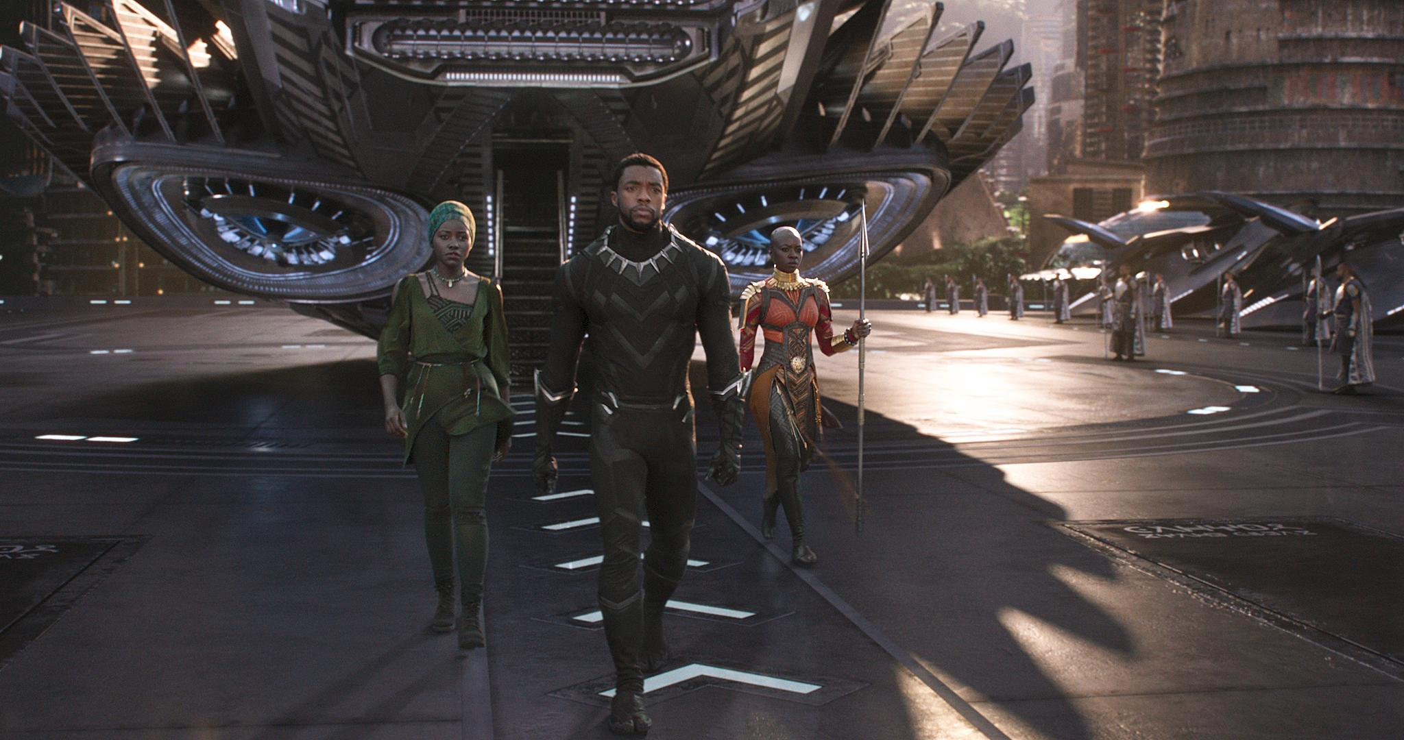 Black Panther is out TODAY! UK release date, reviews, cast, plot, running time and age rating