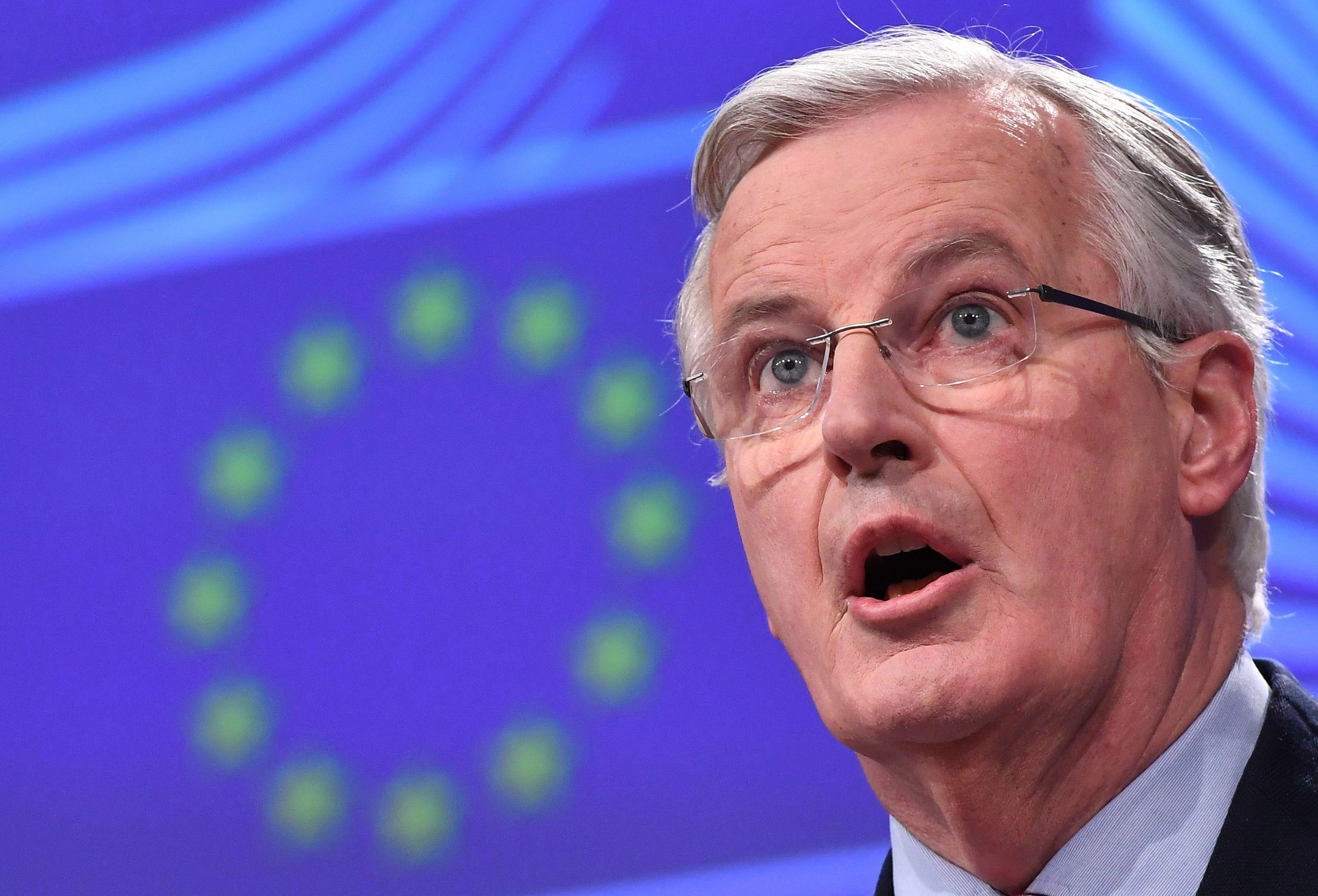 EU removes 'punishment clause' from draft Brexit transition deal threatening UK if we break EU rules