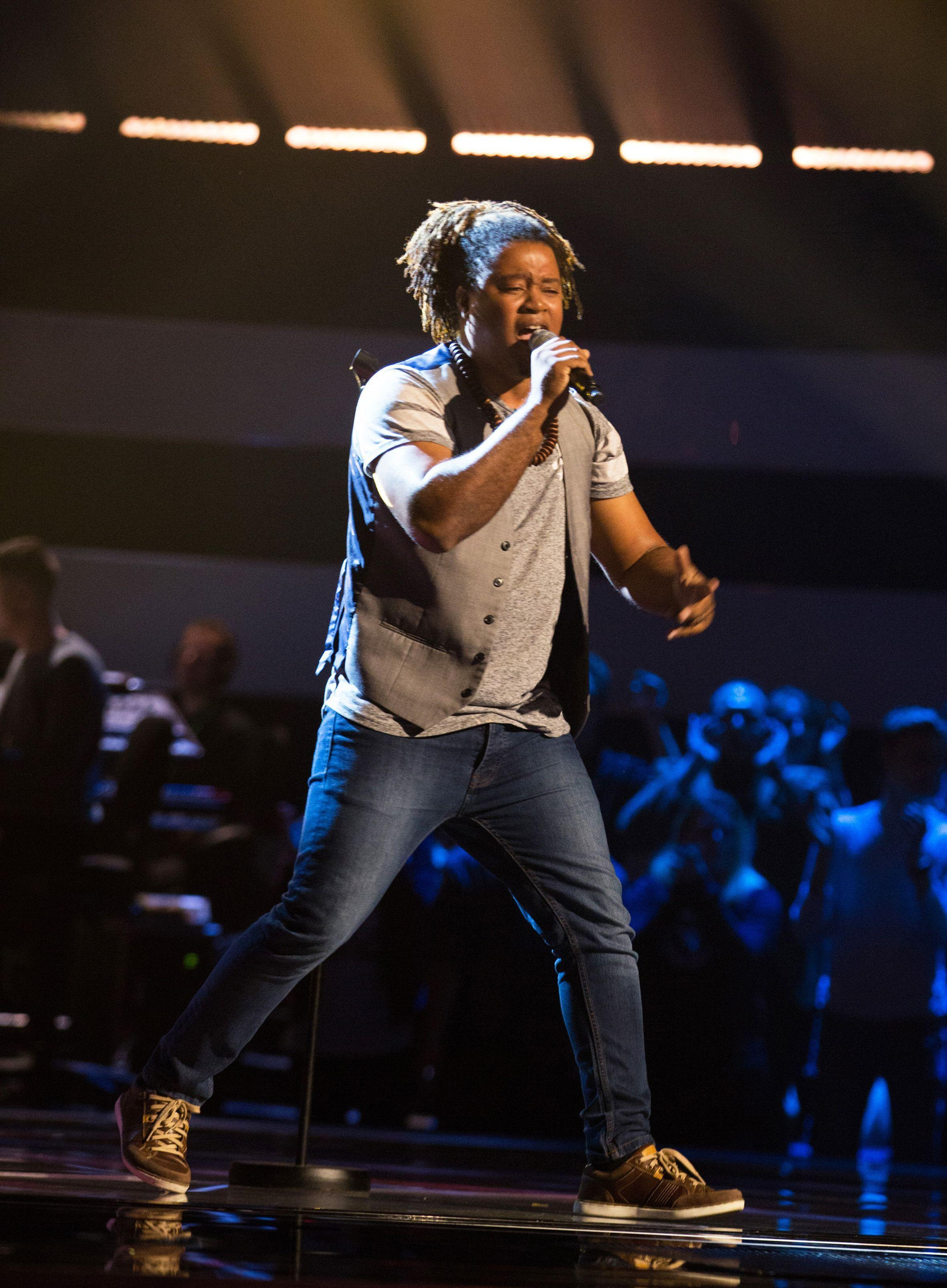 Who is Wesu Wallace? The Voice 2018 contestant from Barbados who appeared on Pop Idol