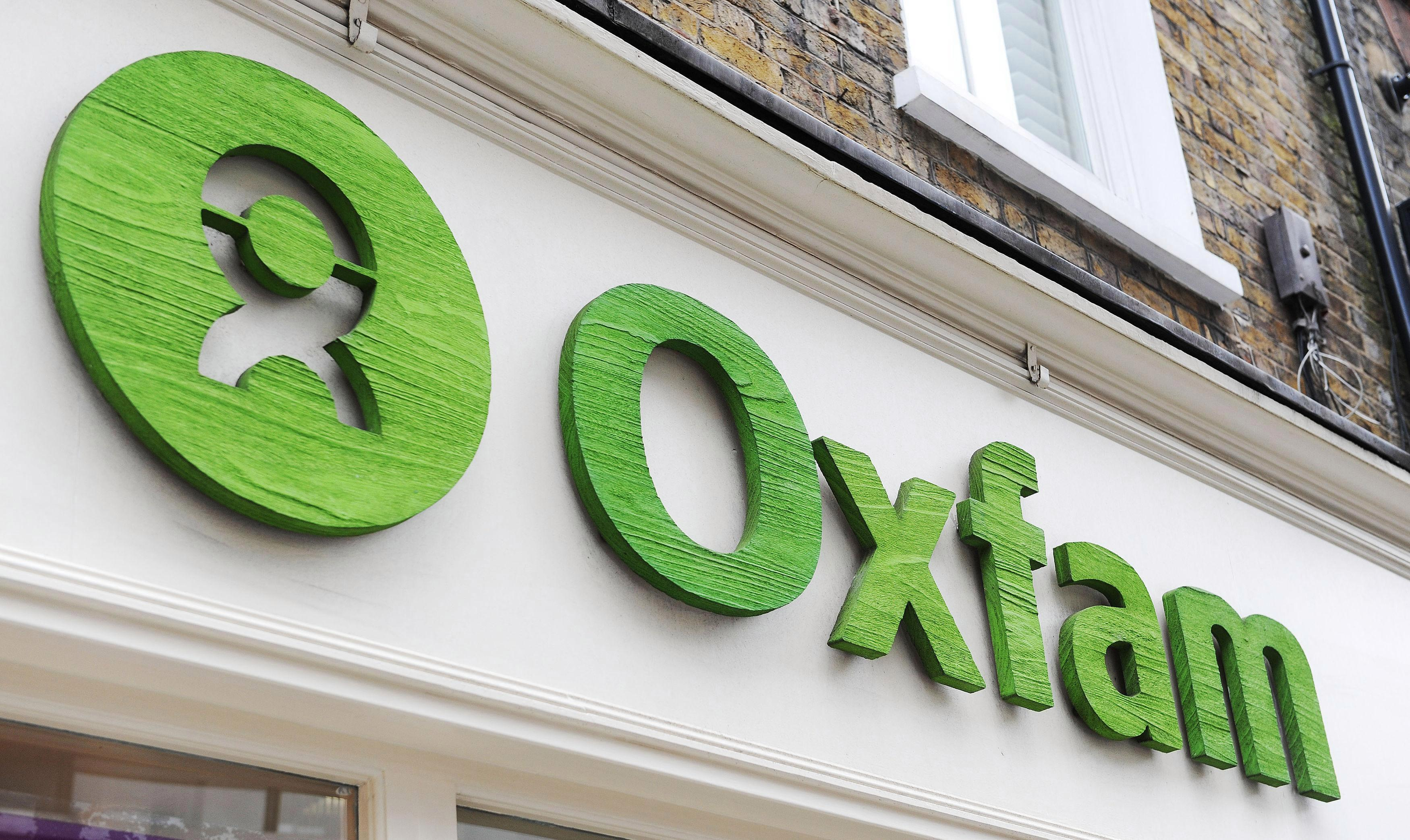Oxfam scandal intensifies as charity shops 'hit by 123 cases of sexual harassment' and whistleblower claims 'volunteers were not vetted for criminal records'