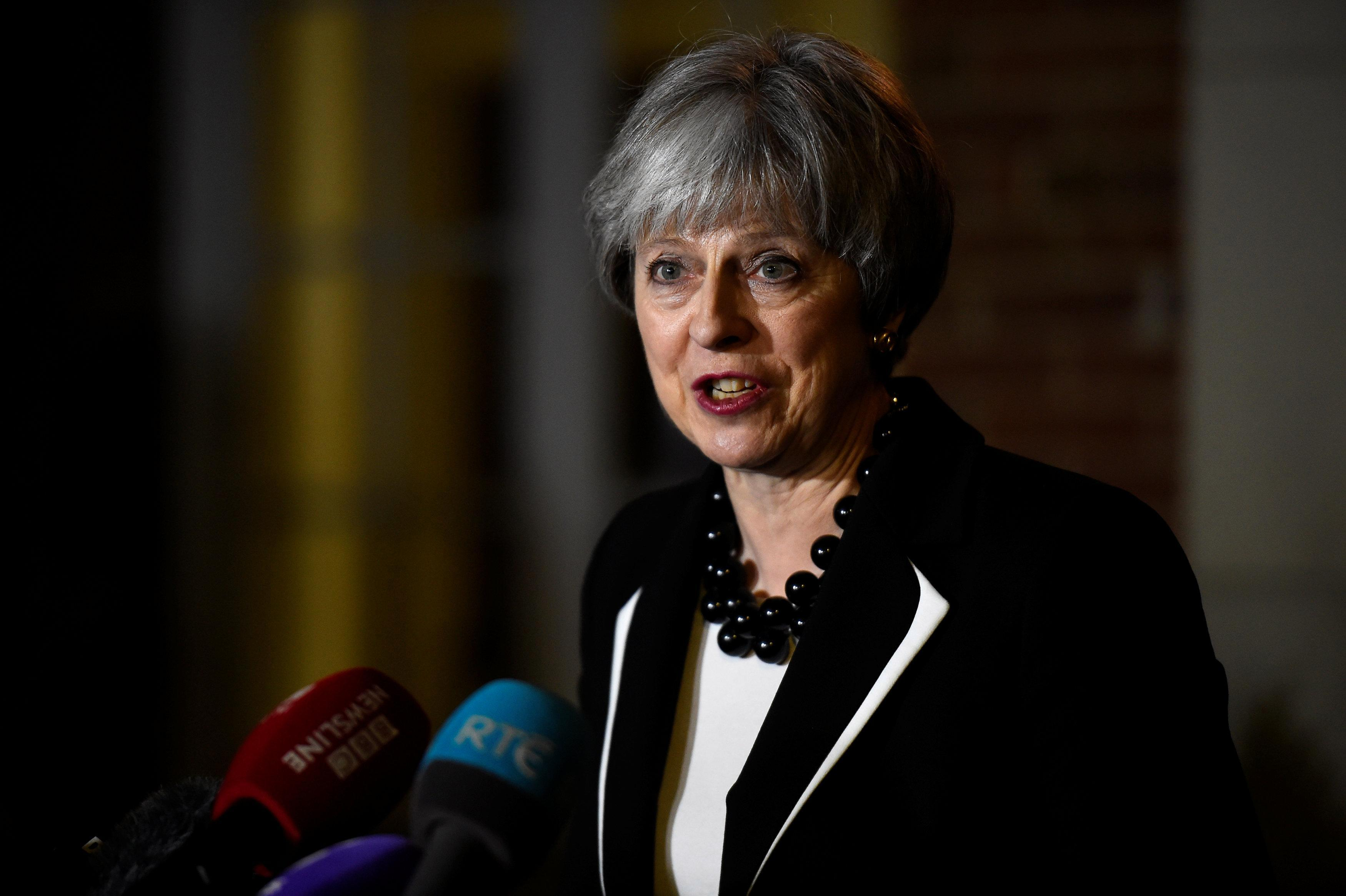 Theresa May humiliated by DUP partners after Northern Ireland government talks collapse after her visit