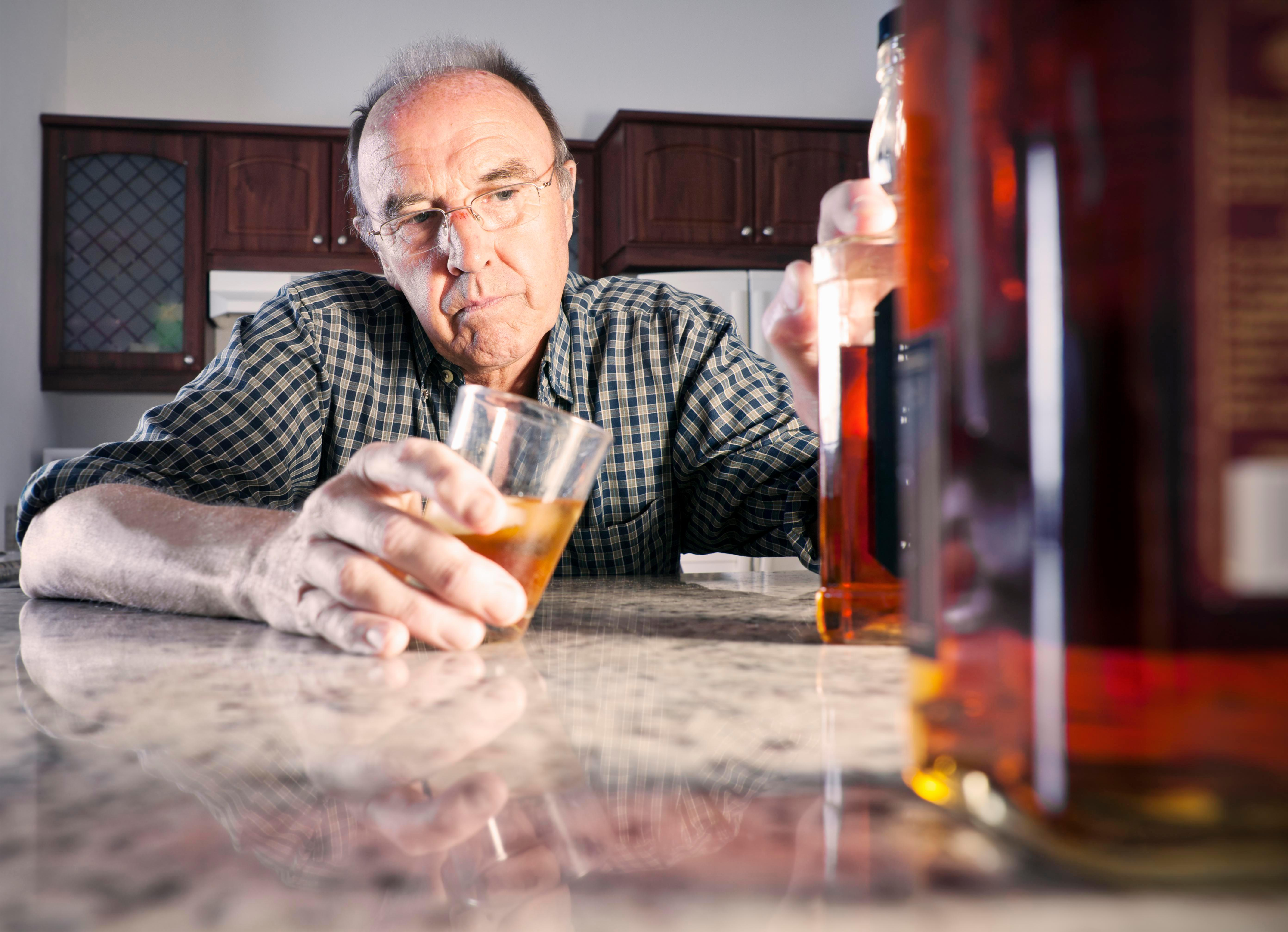 More than half of early-onset dementia cases are caused by heavy drinking, research warns