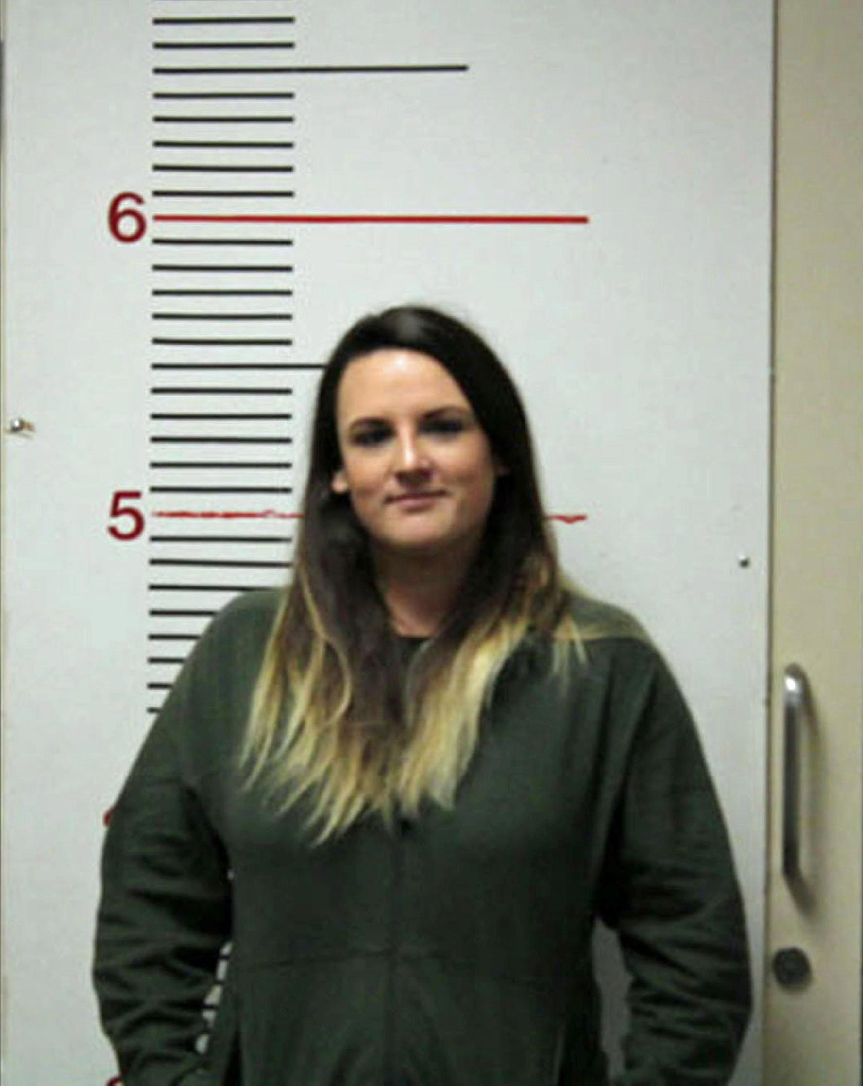 Female teacher faces 20 YEARS in prison for regularly picking up student for sex in her car