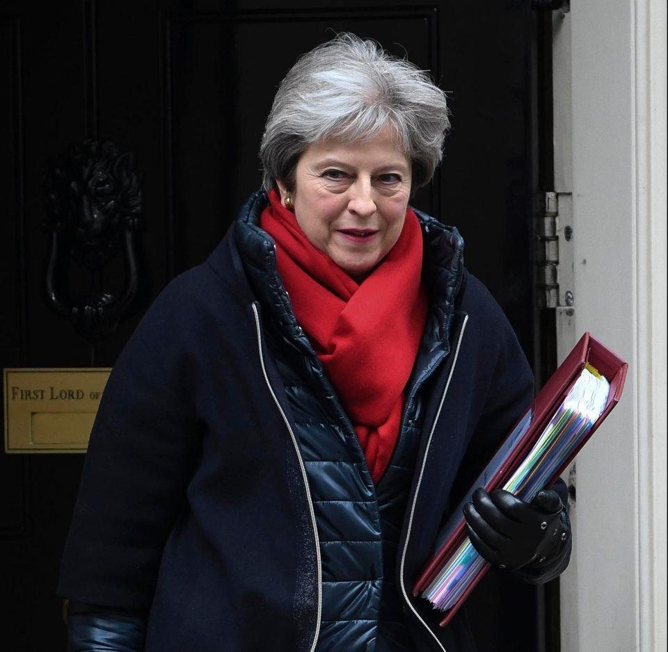 Cabinet ministers fear Brexit truce will only last a few months before EU snub reignites Tory civil war