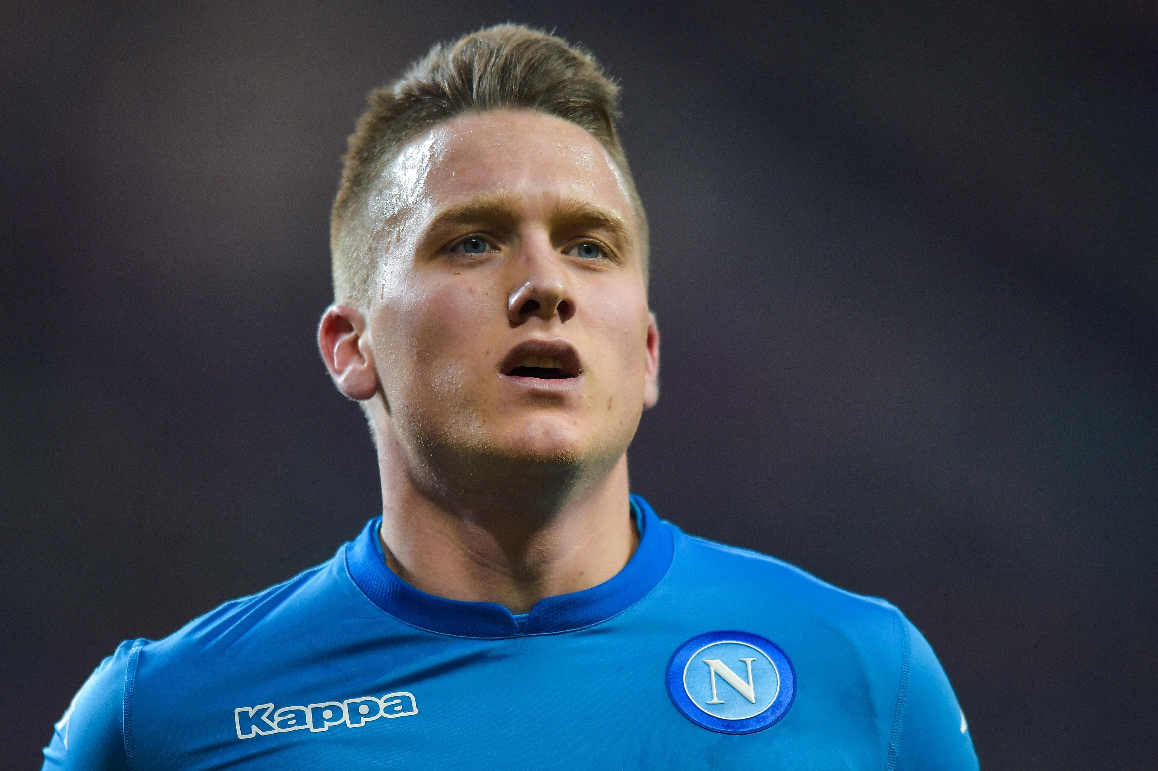 Liverpool target Piotr Zielinski has £57million price tag slapped on him by Napoli