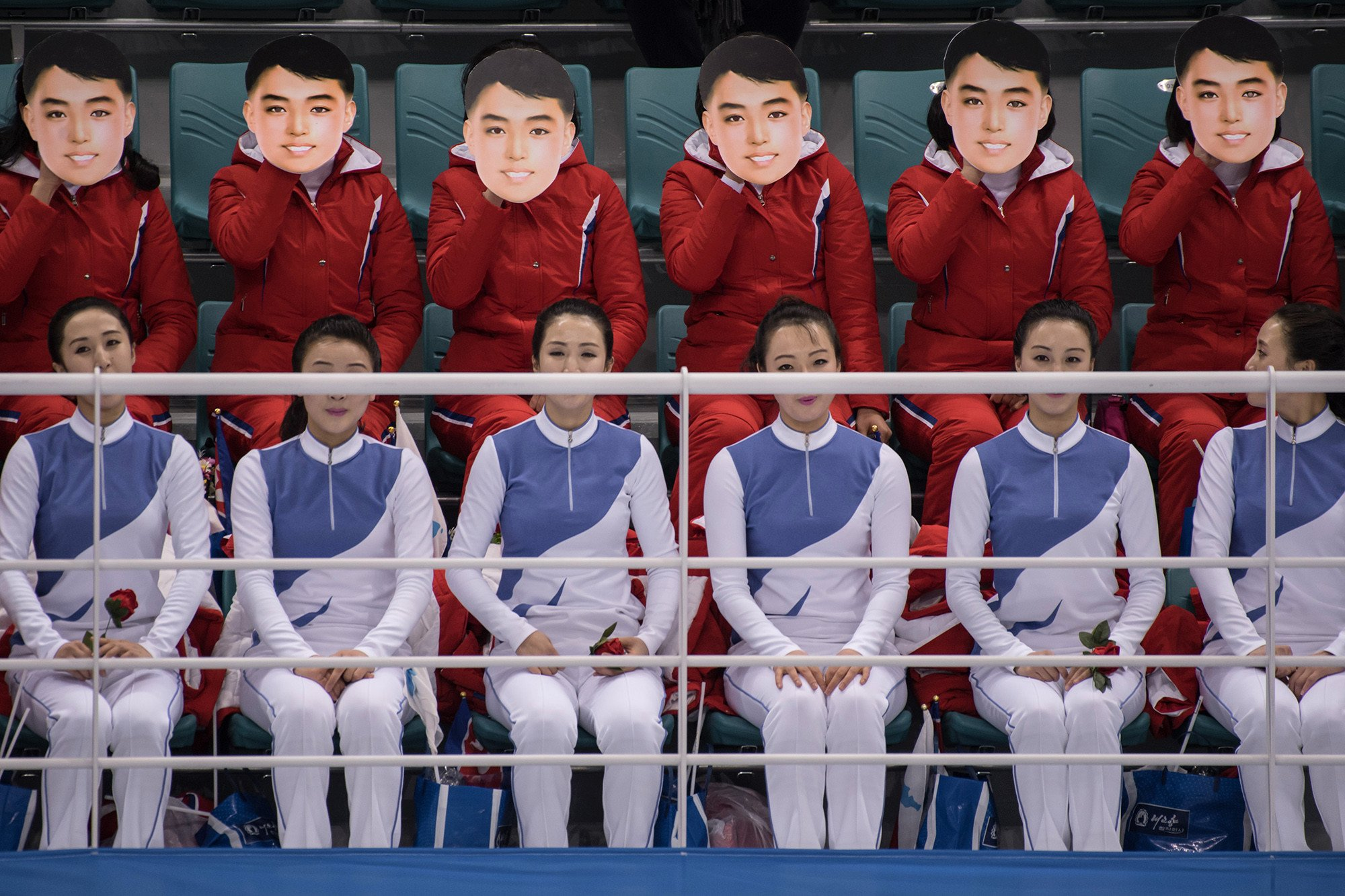 North Korea is already using the Olympics for propaganda