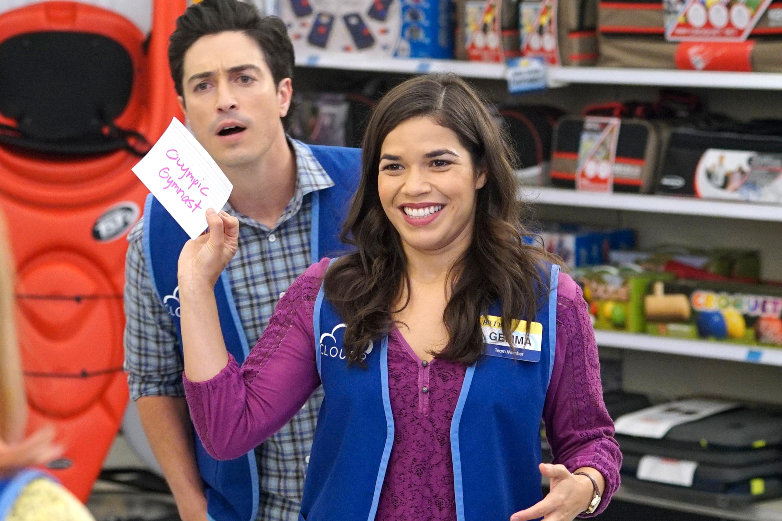 'Superstore' renewed for season 4