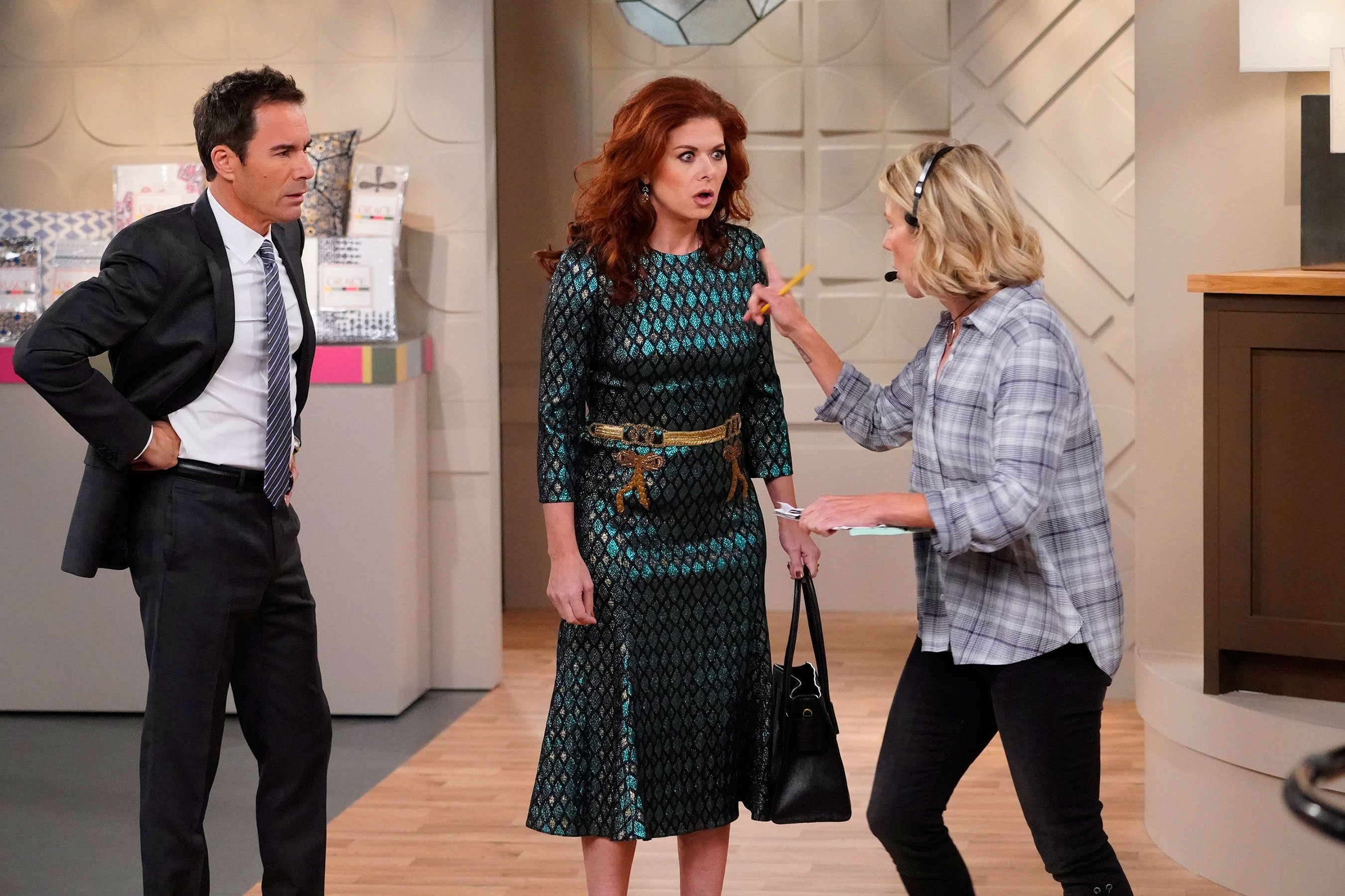 Will & Grace episode featured phone number for fans