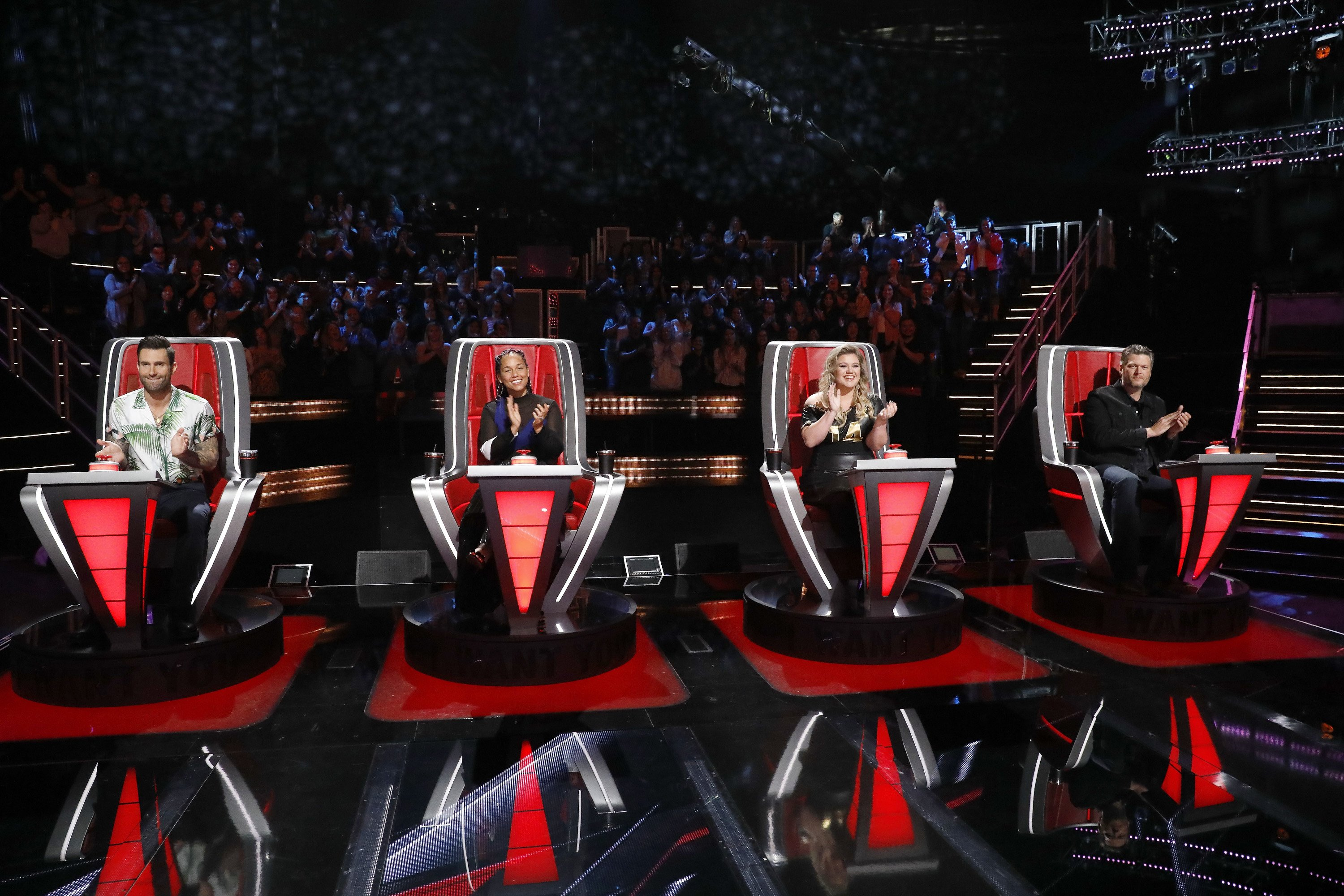 'The Voice' EP Talks Season 14 Changes: Kelly Clarkson, a Block Button and a 'Save' Option