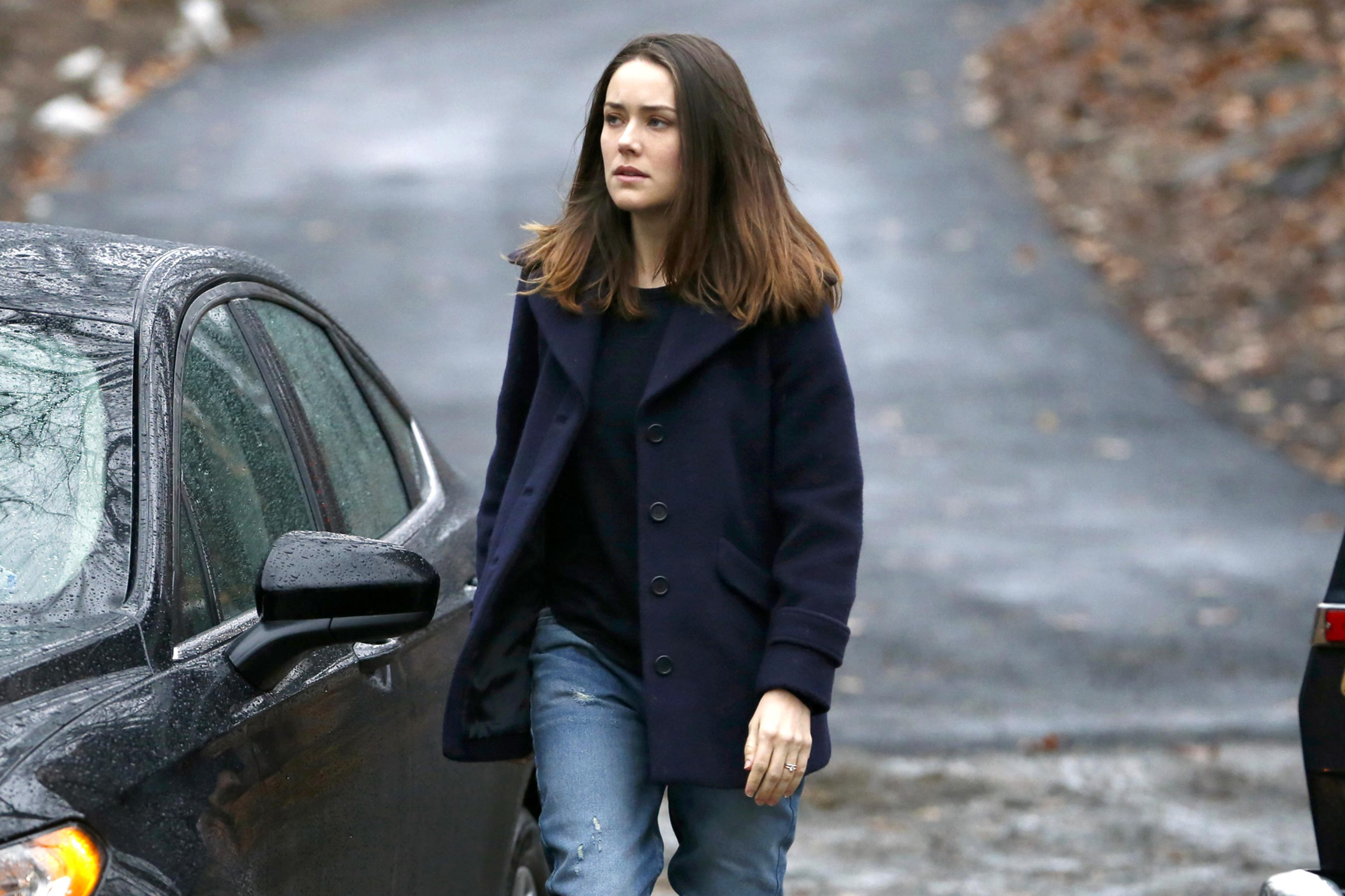 The Blacklist: Megan Boone's character won't carry assault rifles again