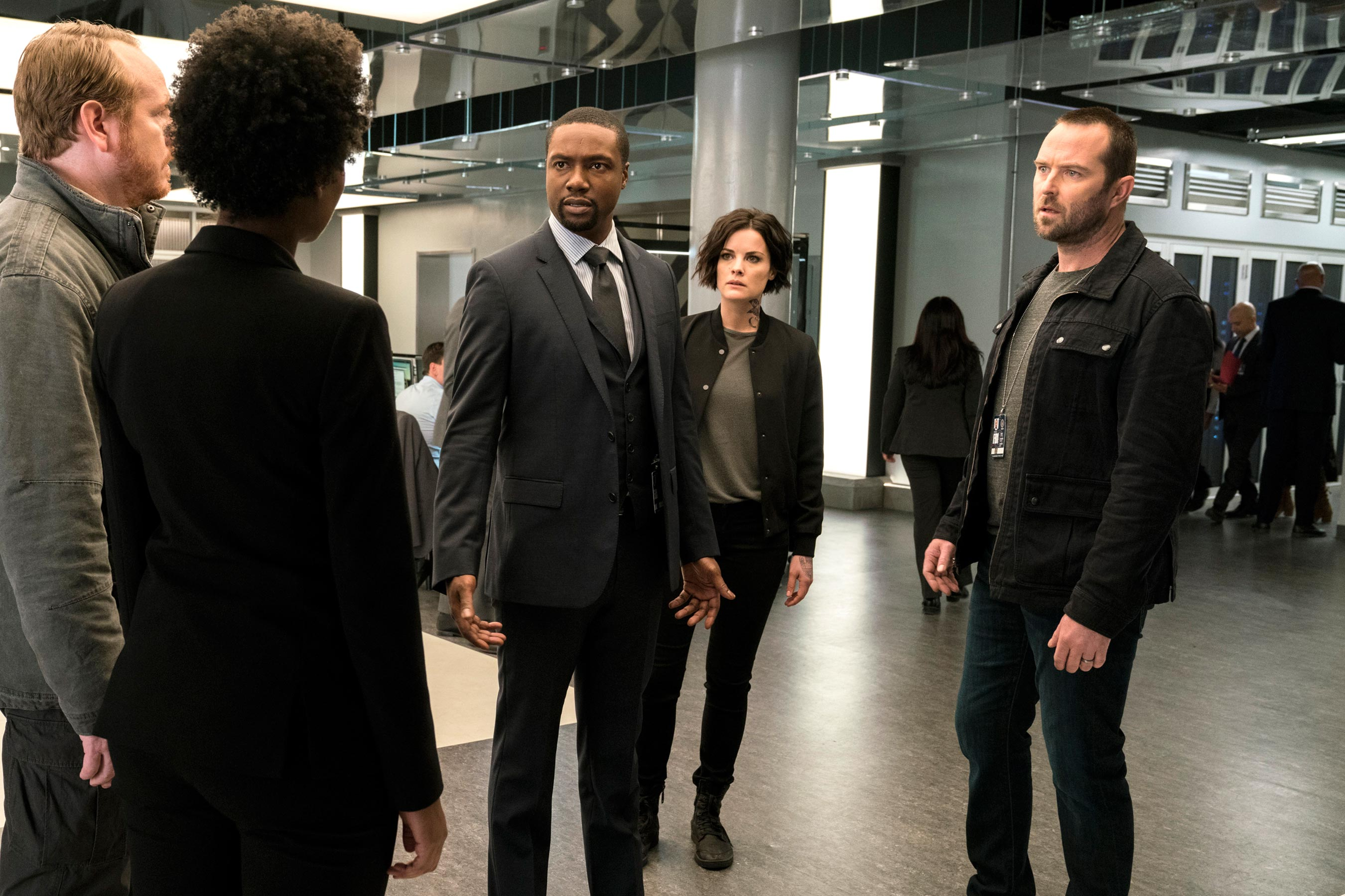 'Blindspot': Who's put a hit out on the team?