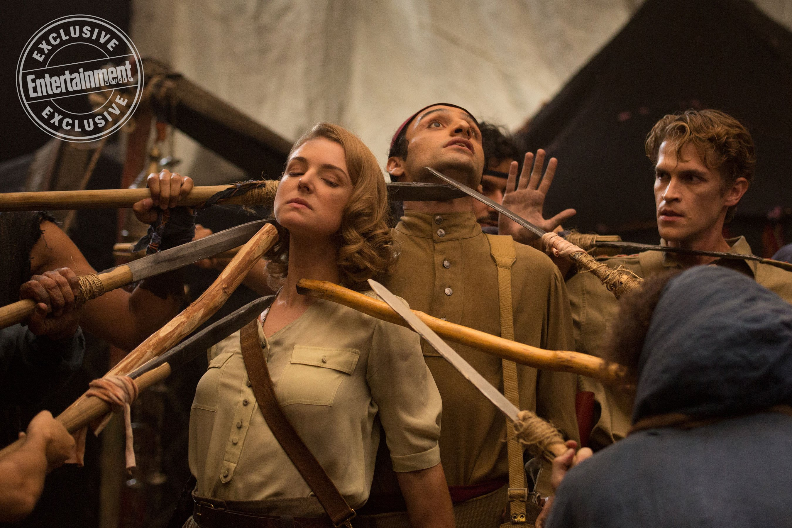 Stargate Origins: Prequel series photos tease new dangers and wonders