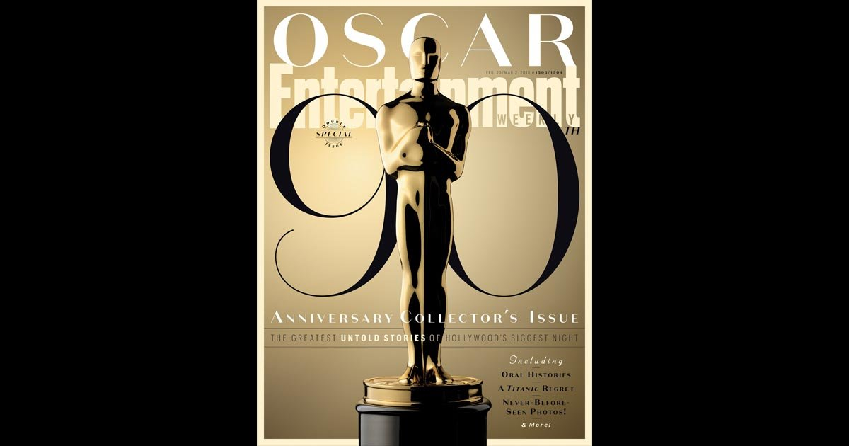 Oscars' greatest untold stories: This week's EW cover