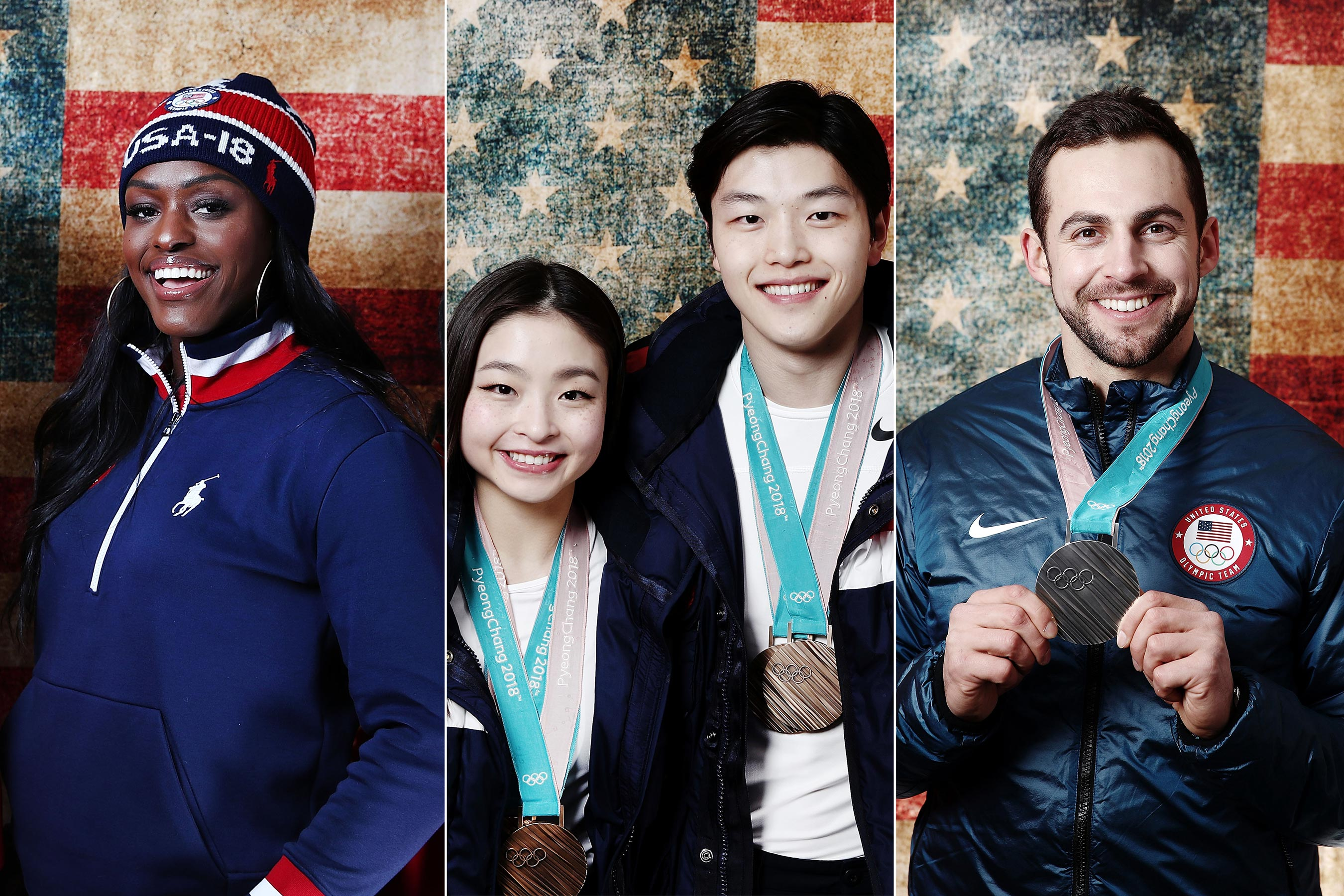 Olympians from PyeongChang who want to do Dancing With the Stars