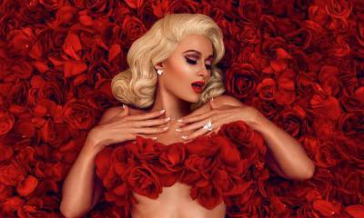Paris Hilton Channels 'American Beauty' as She Poses Naked in Latest Teaser for 'I Need You'