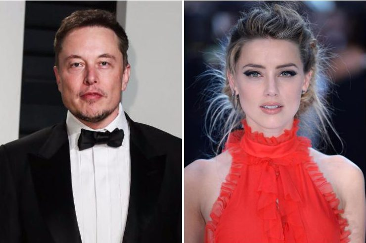 Elon Musk and Amber Heard split for second time – just months after Tesla billionaire and actress reconciled relationship