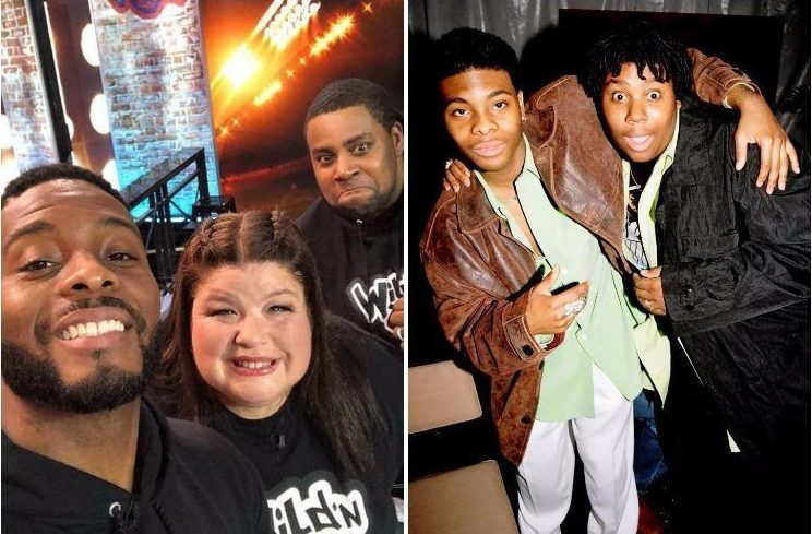 Kenan and Kel reunite with All That co-stars for episode of Wild 'N Out and Nickelodeon fans are going wild