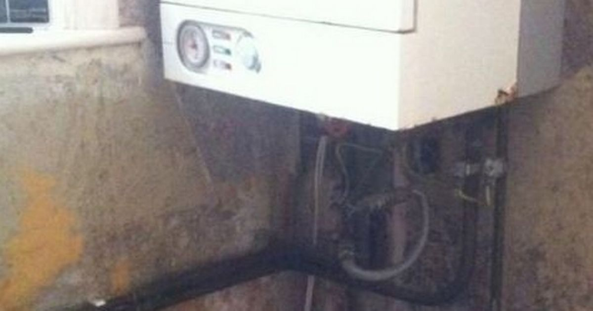 Plumber reveals shocking bodge jobs – including a boiler installed over a bath