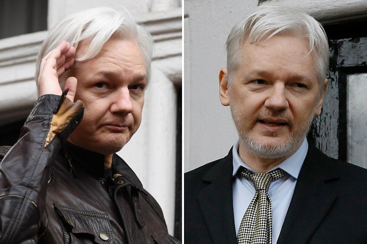 Julian Assange's bid to leave London's Ecuador embassy slapped down as judge tells Wikileaks founder arrest warrant won't be dropped