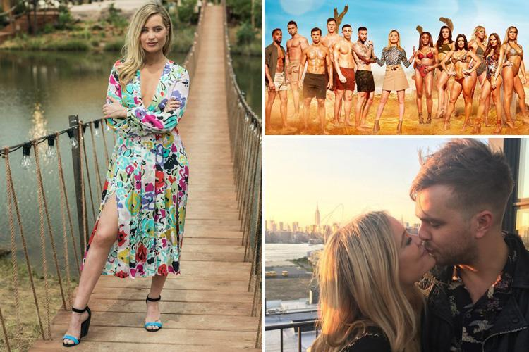 Survival Of The Fittest host Laura Whitmore reveals she's 'obsessed' with Davina McCall's age-defying abs and refuses to strip off to a bikini until she has a body like hers