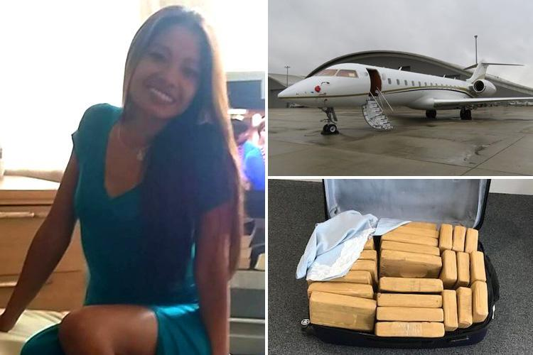 Ex-wife of Brit charged with importing £50m cocaine haul into Hampshire airport from Colombia insists he's innocent