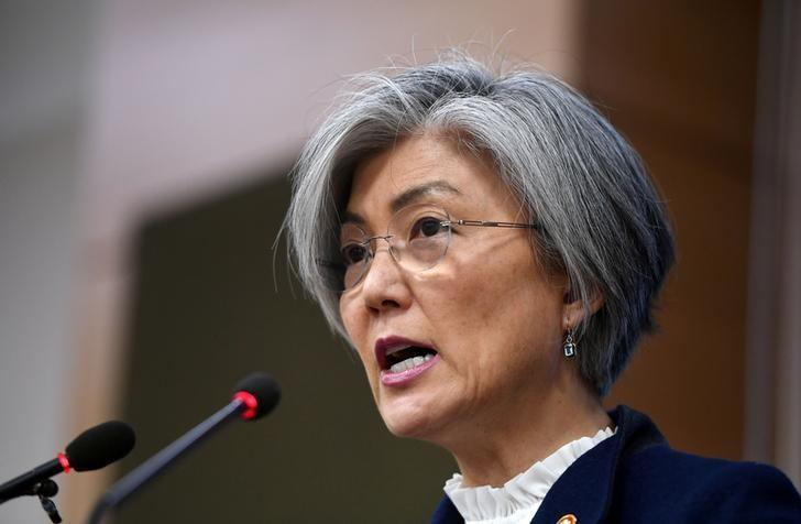 South Korea urges North to abandon nuclear weapons, allow family…