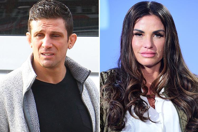 Alex Reid reveals 'upset' and confirms he's taking legal action against ex-wife Katie Price over revenge porn