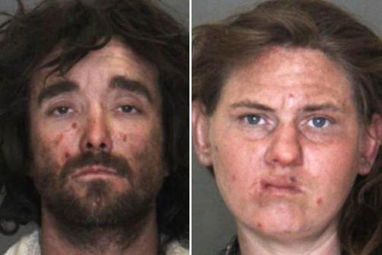 'Animal sex beasts' charged with abusing their son also performed sex acts on their DOGS, cops claim